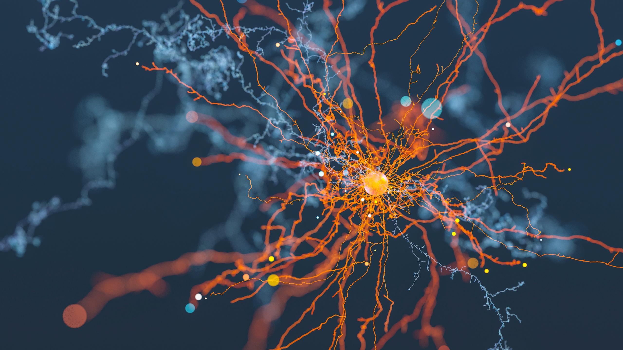 Травмированные нейроны впадают в детство