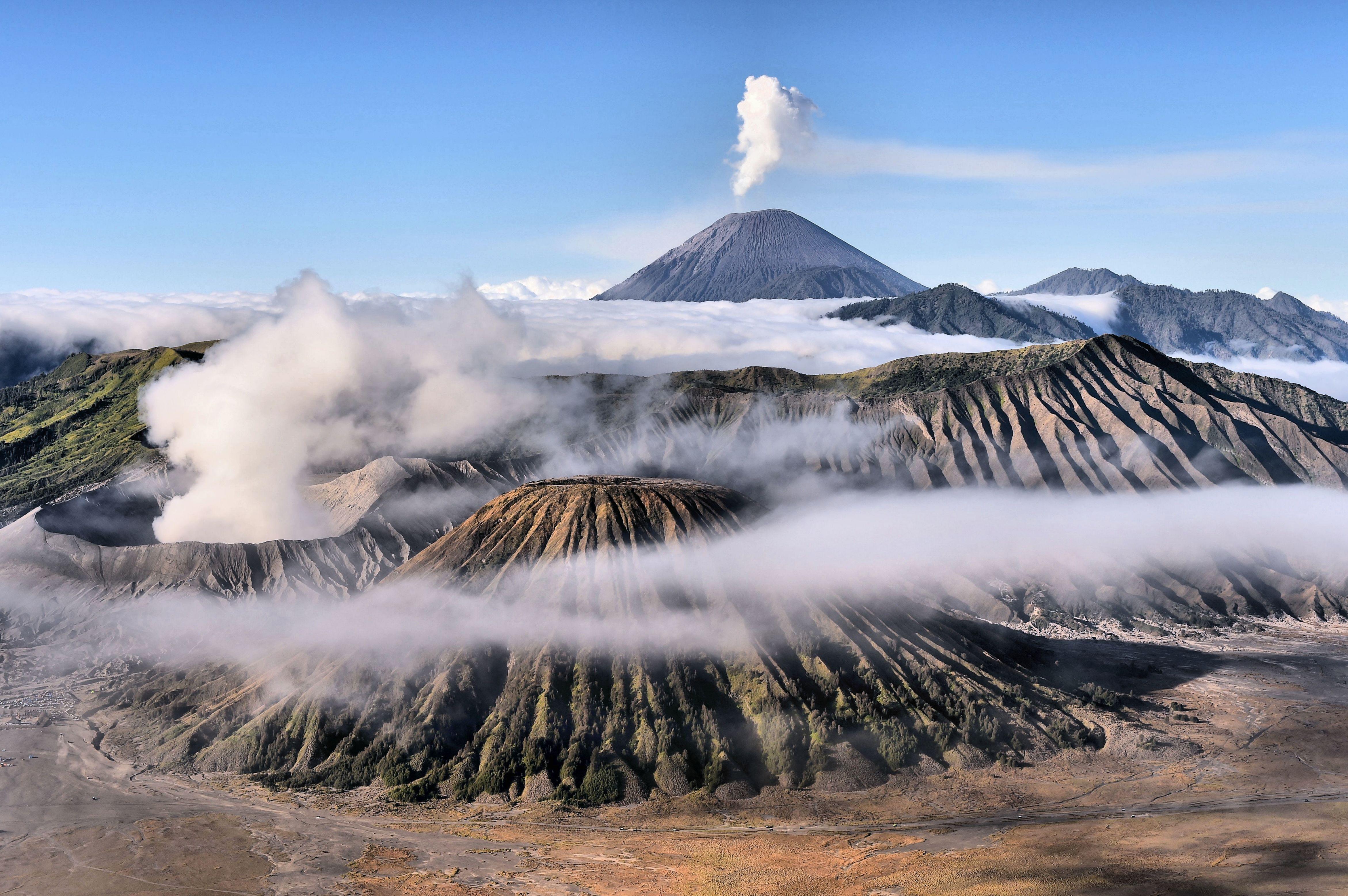 Ключевская Сопка и другие: вулкан хороший, плохой, злой