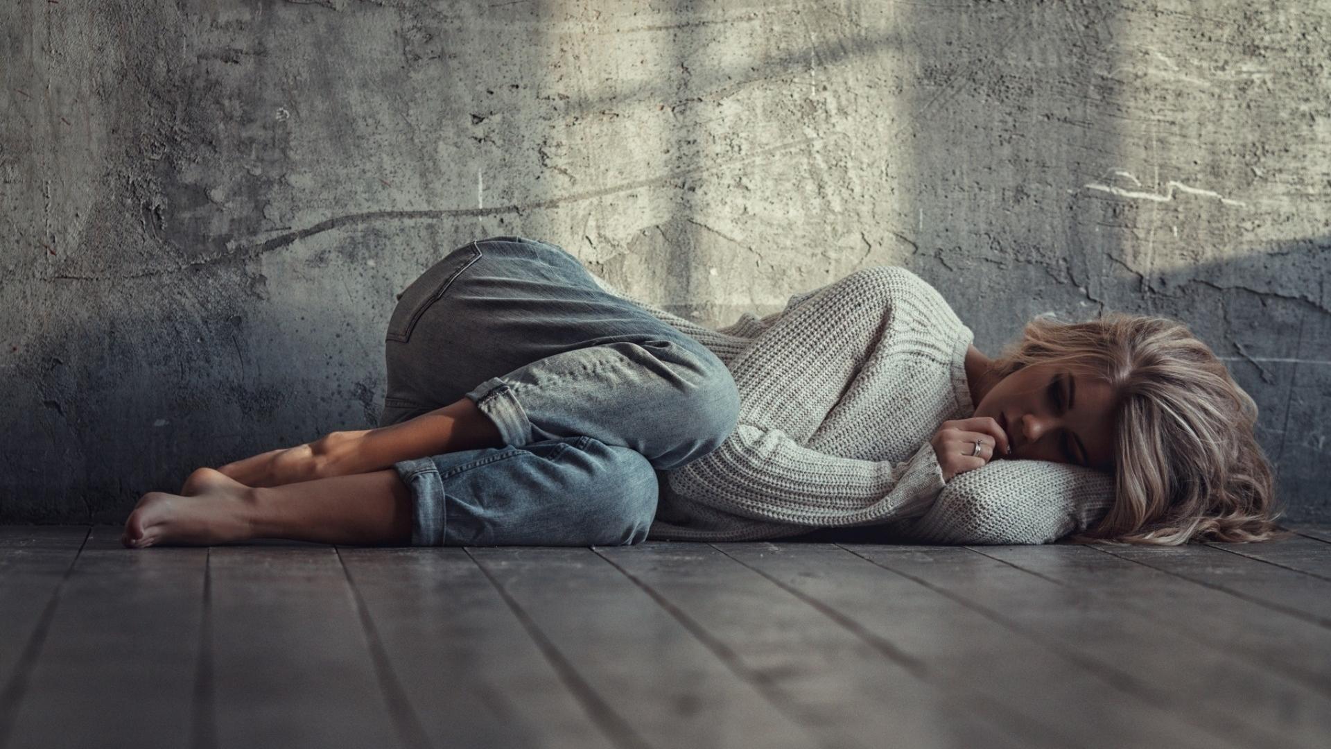 В женской депрессии «виновны» длинные некодирующие РНК
