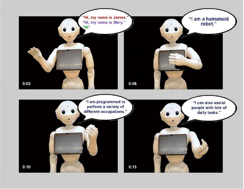 Гендерные стереотипы не повлияли на доверие к роботам