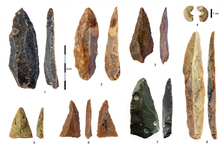 Обнаружены следы первых сапиенсов Европы