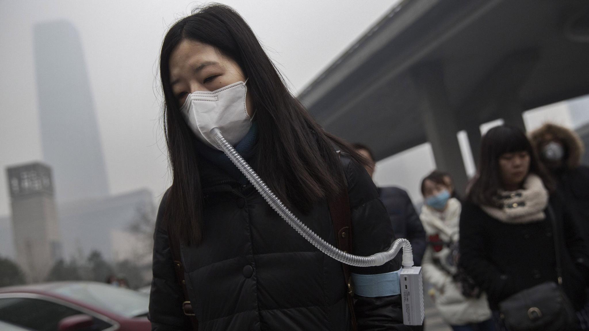 Задержку роста у детей связали с загрязнением воздуха во время беременности