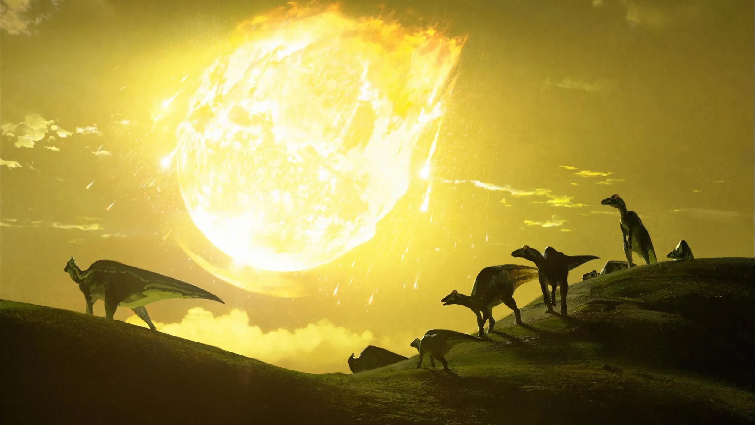 Погубивший динозавров астероид столкнулся с Землей под самым опасным углом