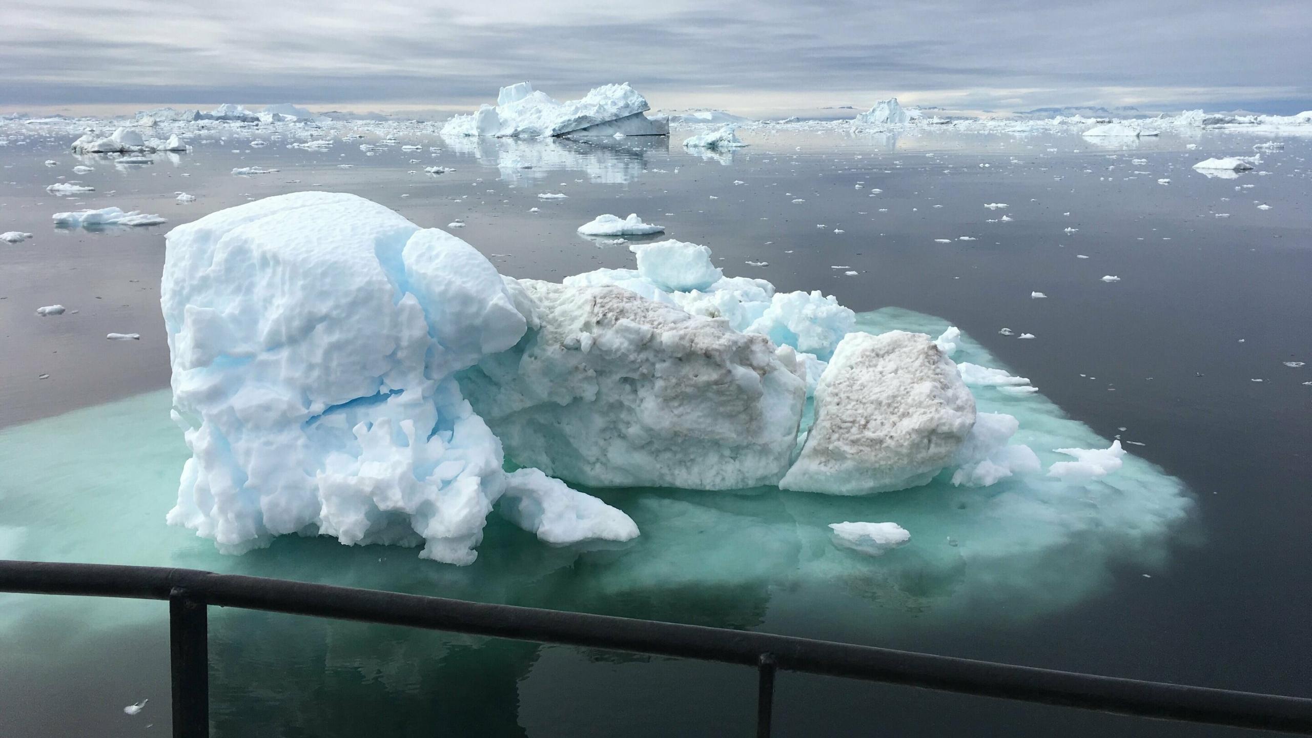 Ведущие климатологи предсказали, что уровень Мирового океана вырастет на метр в ближайшие десятилетия