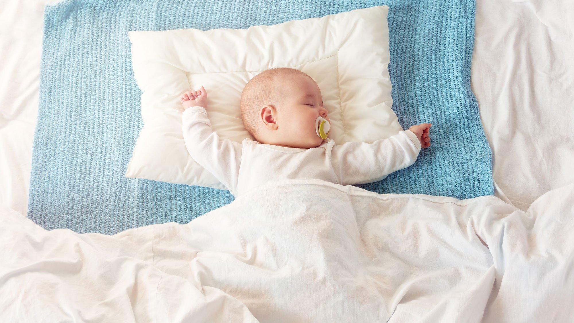 Увеличивающийся гиппокамп младенцев помог связать аутизм и проблемы со сном