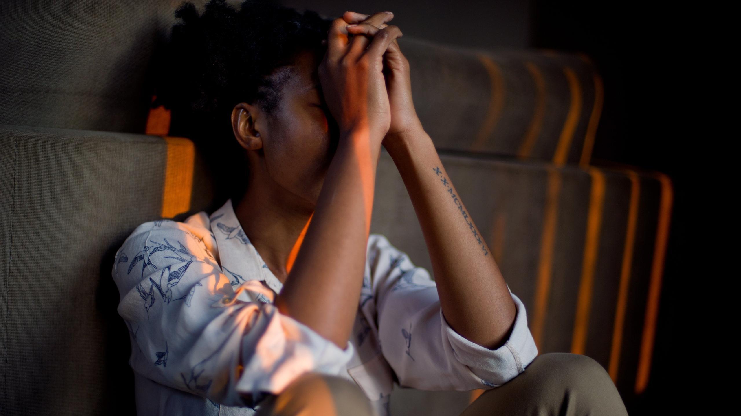 Стресс подавляет страх