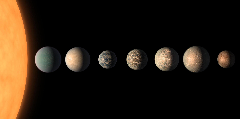 Некоторые экзопланеты могут иметь большее разнообразие жизни, чем на Земле