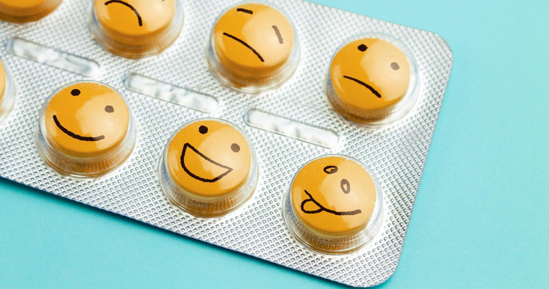 Противозачаточные таблетки влияют на уровень окситоцина