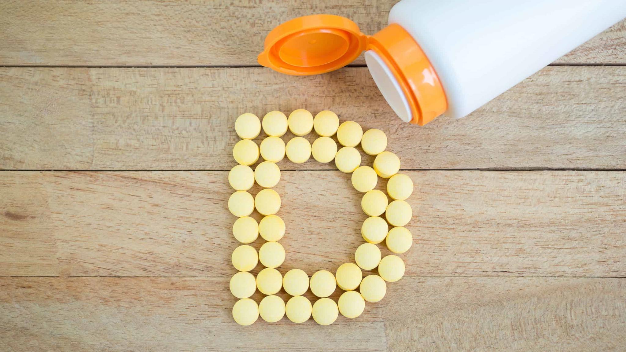 Высокую смертность от COVID-19 связали с недостатком витамина D