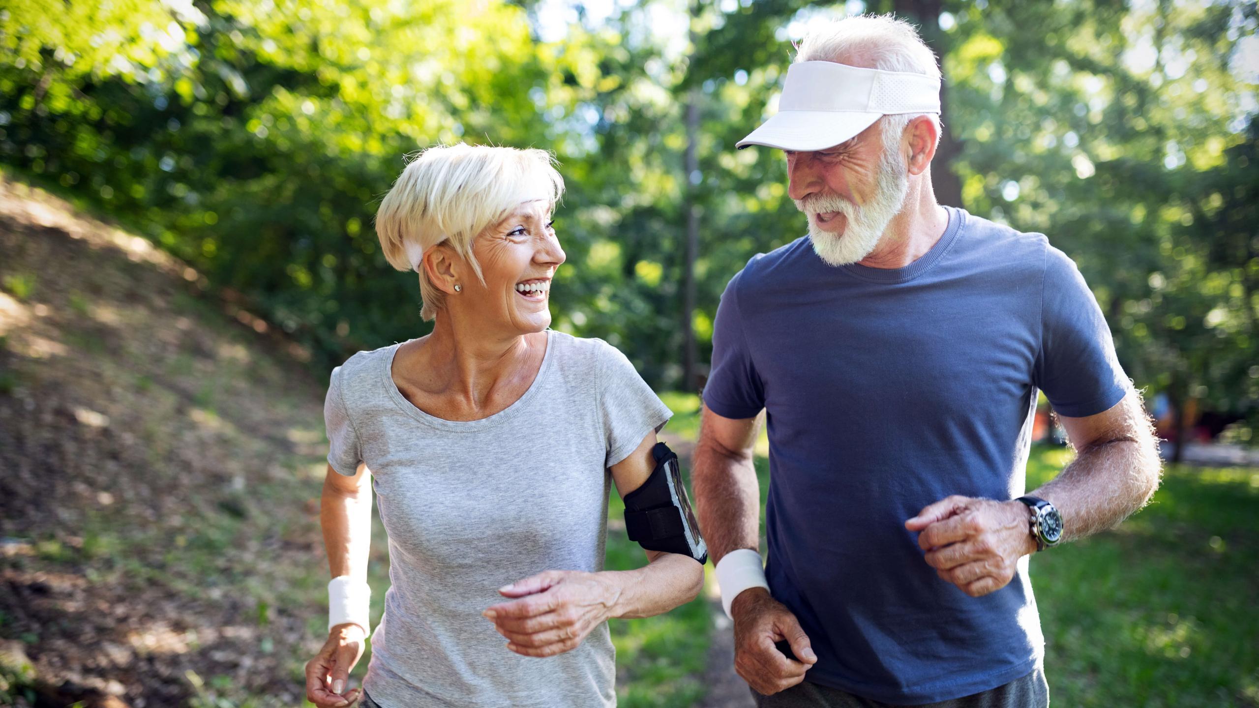 Физическая активность улучшает кровоснабжение мозга в «зонах памяти»