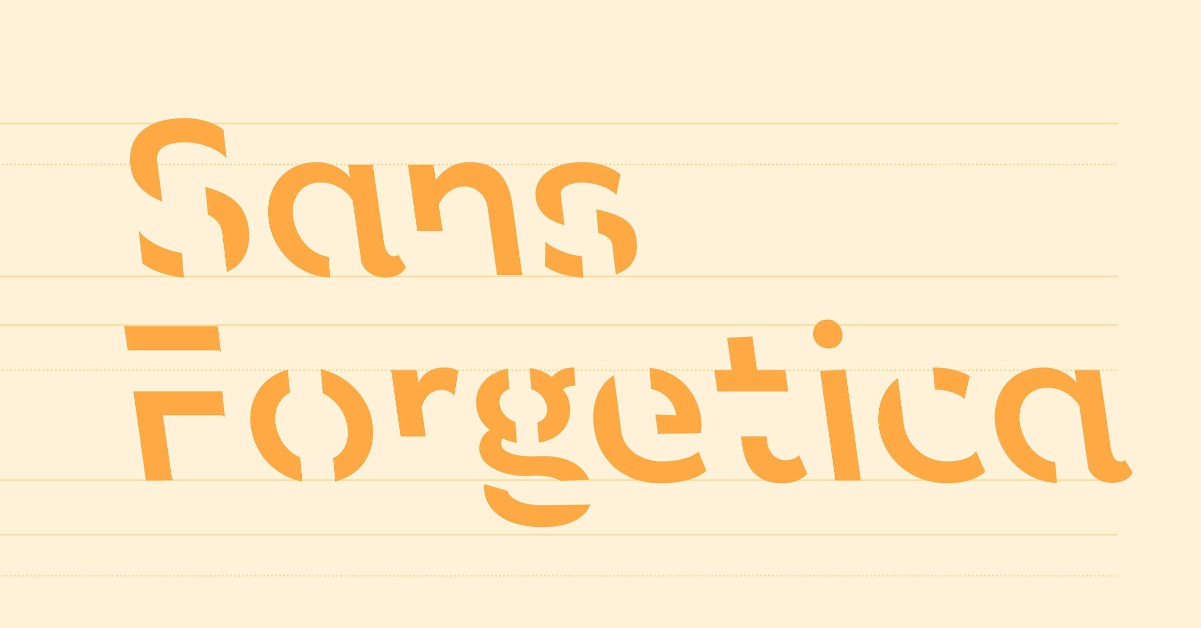 Улучшающий запоминание шрифт не улучшил запоминание