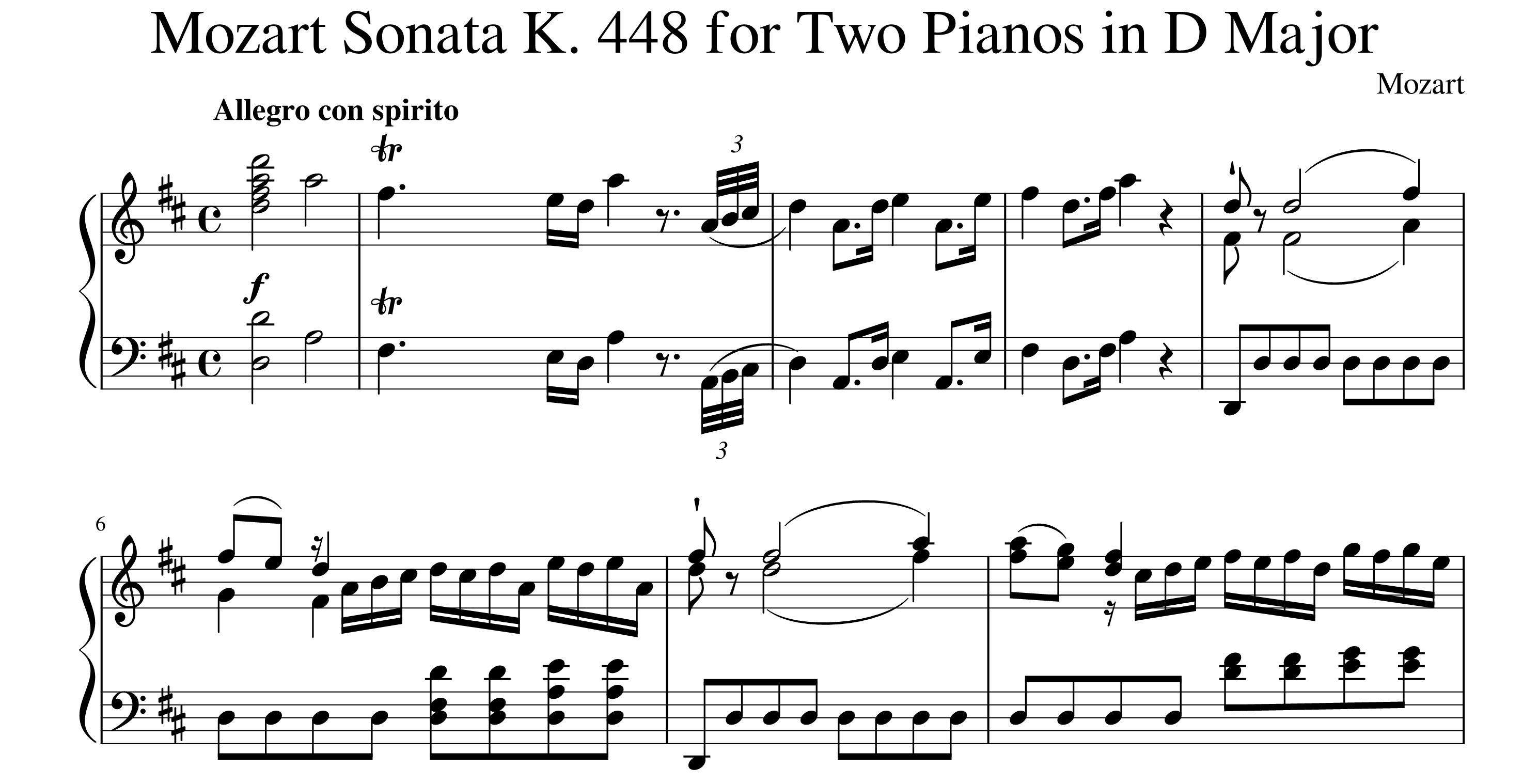 Мажорная соната Моцарта облегчает течение эпилепсии
