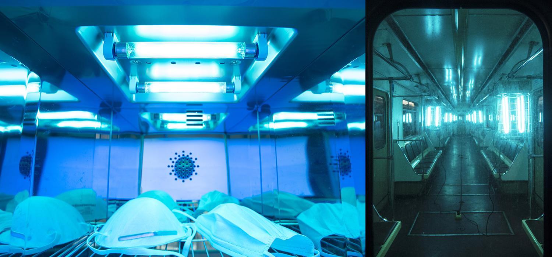 Безопасный для человека ультрафиолет против сезонных вирусов