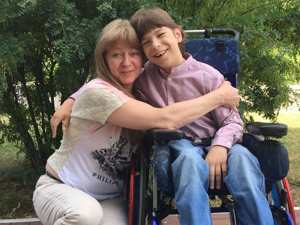 О настоящих родителях и настоящем чуде! Ванечке Дубогрию нужна ваша помощь!