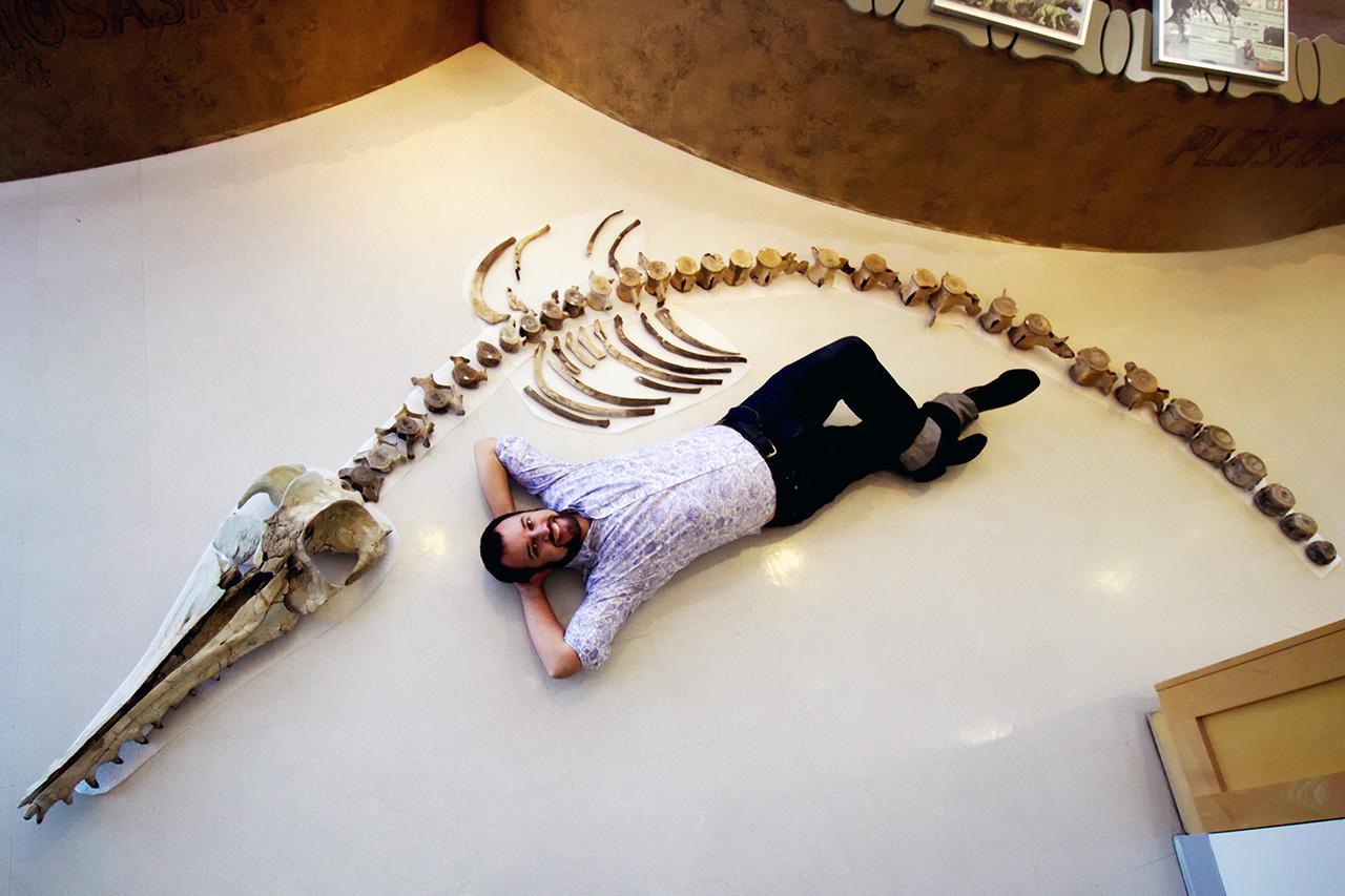 В Южной Каролине обнаружили останки древнего пятиметрового дельфина