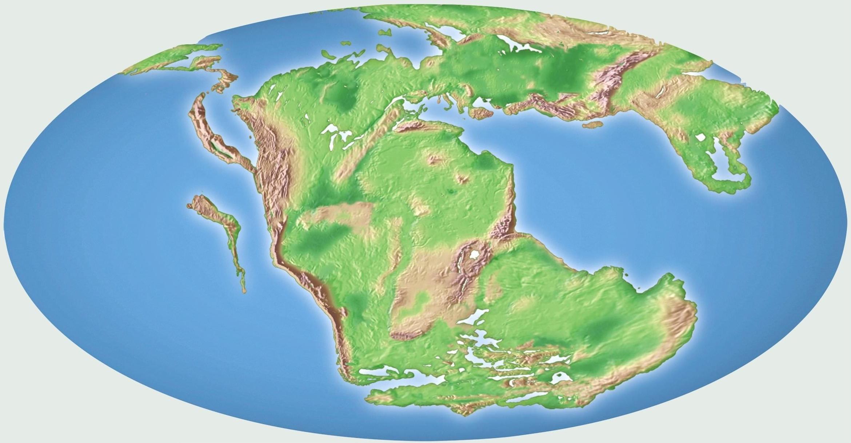 Исследование поставило под вопрос теорию формирования континентов