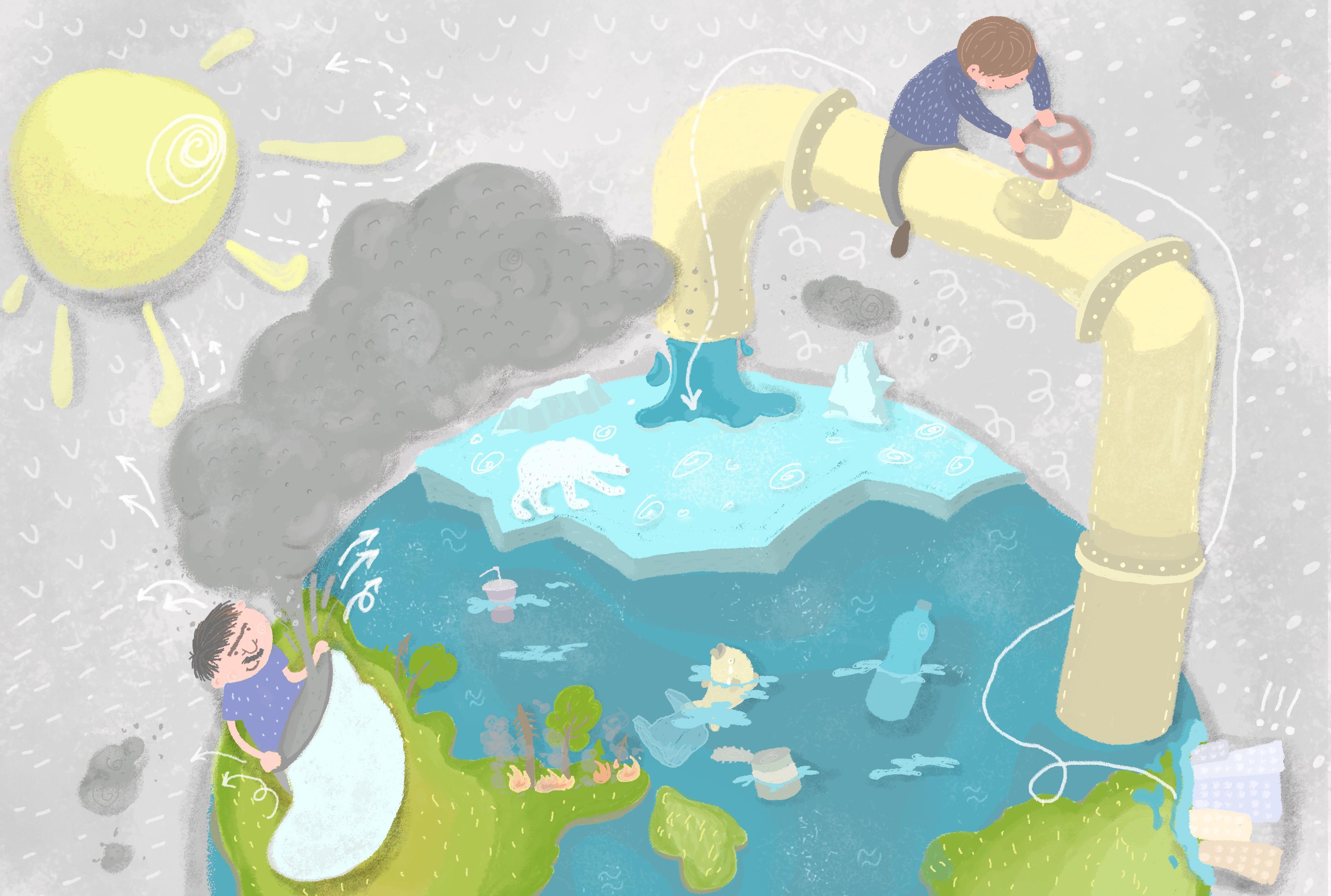 «Хороший антропоцен»: что нас ждёт в будущем?