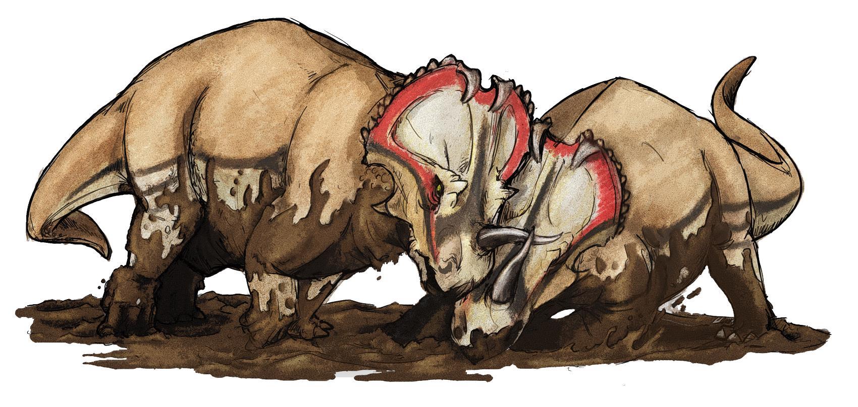 Ученые впервые диагностировали рак у динозавра