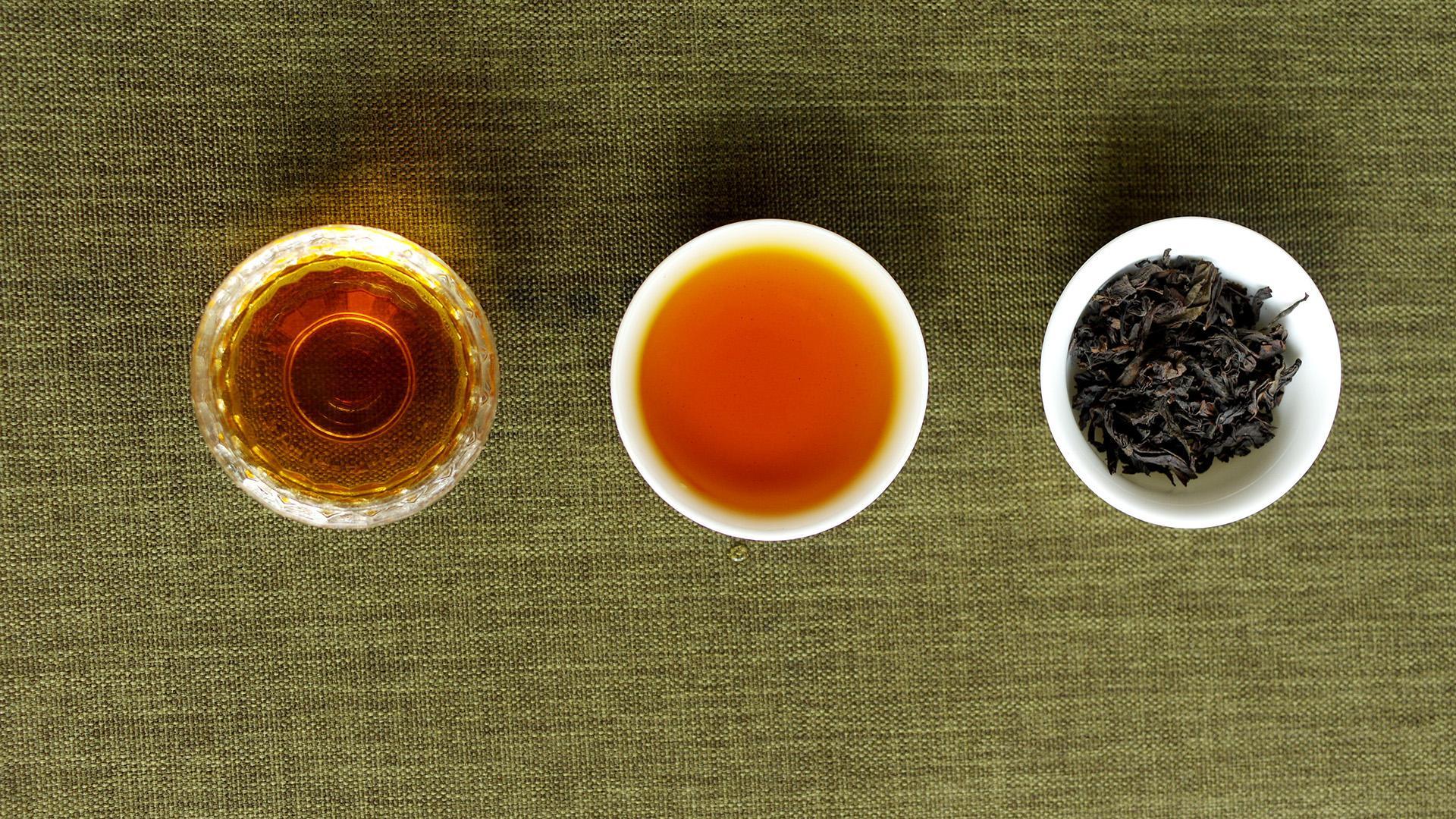 Натуральный китайский чай или растворимый?