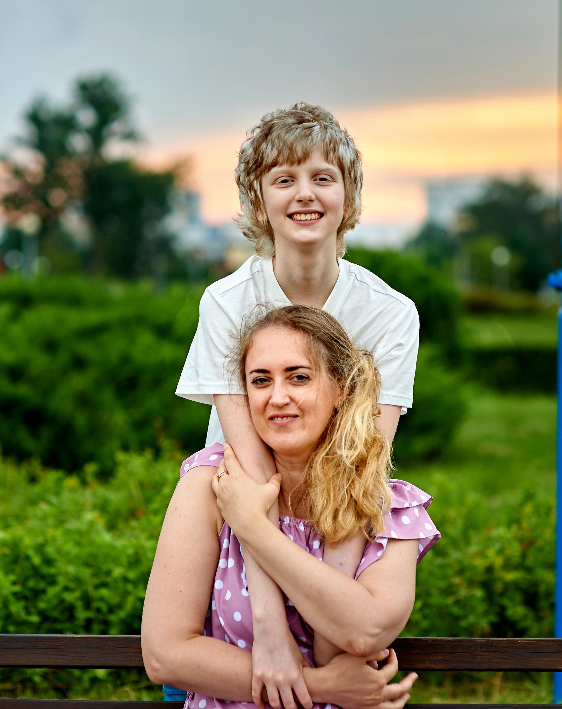 У Насти Нагорной прогрессирует онкология! Помогите спасти ребенка!