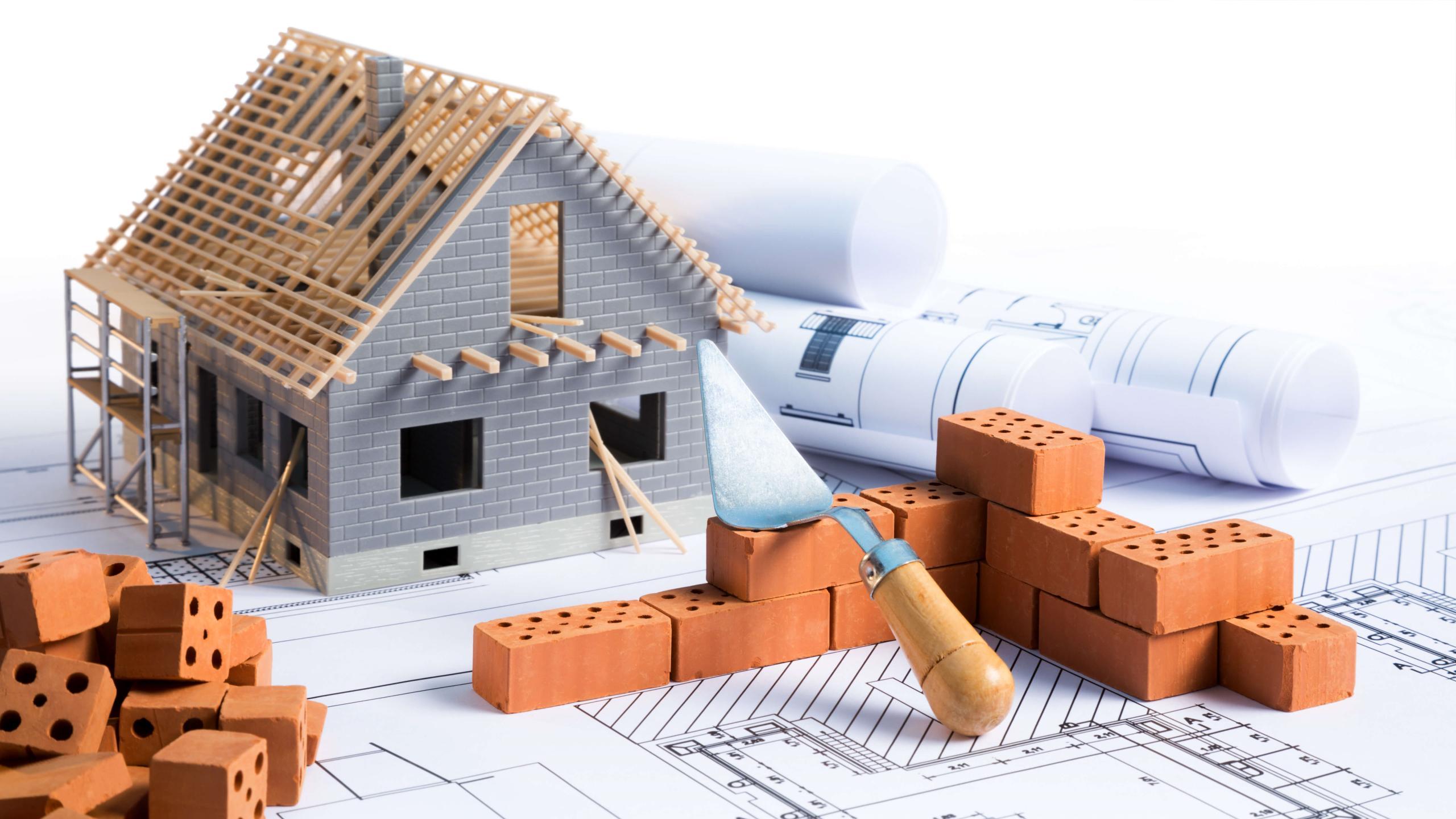 Осуществить строительство домов в Киеве самостоятельно или с помощью профи. «За» и «против»