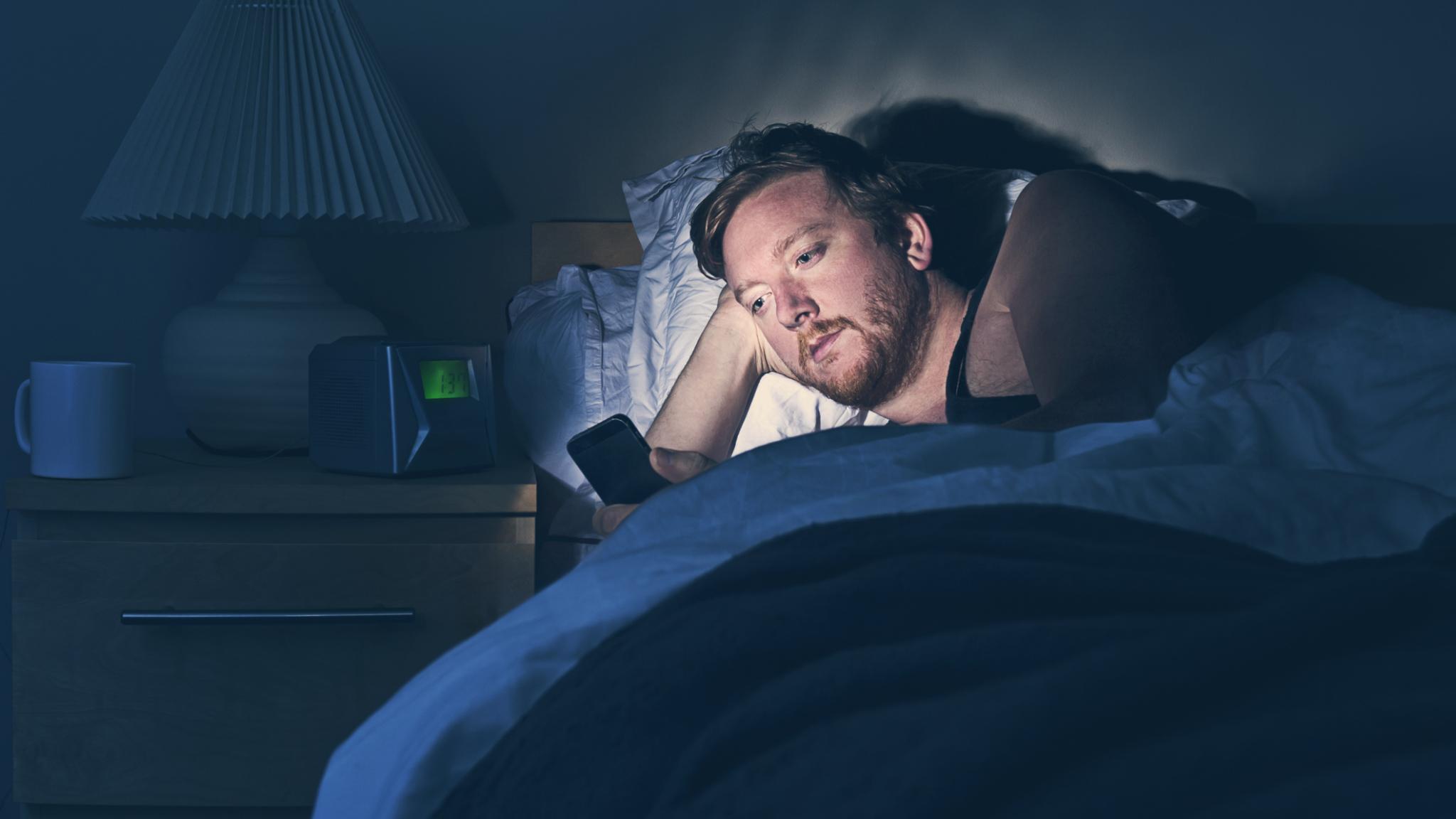 Временный недосып мотивировал людей заниматься бизнесом