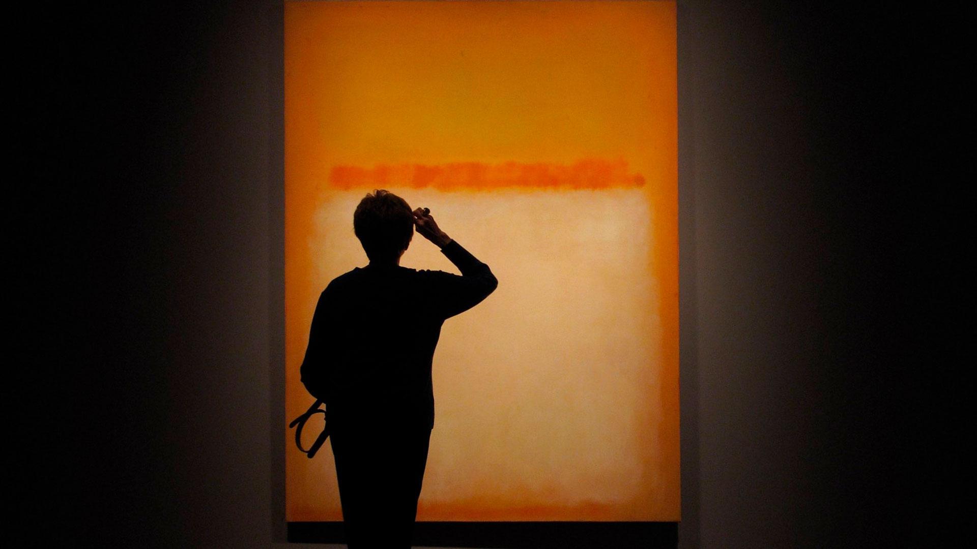 Абстракционизм заставил людей проявить абстрактное мышление