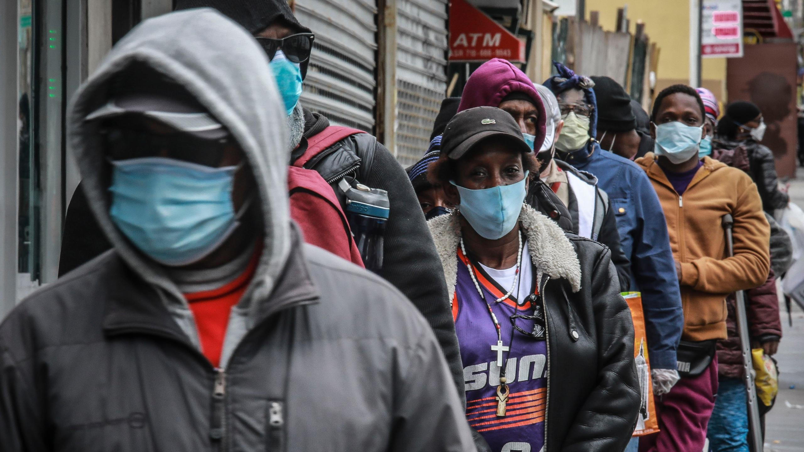 Соблюдение «коронавирусных» ограничений связали с уровнем дохода