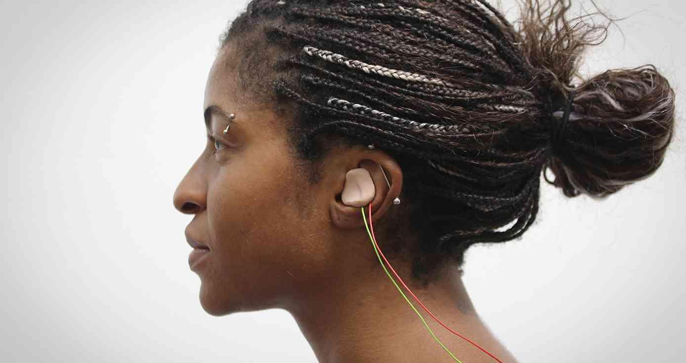 Электростимуляция помогает услышать иностранный язык
