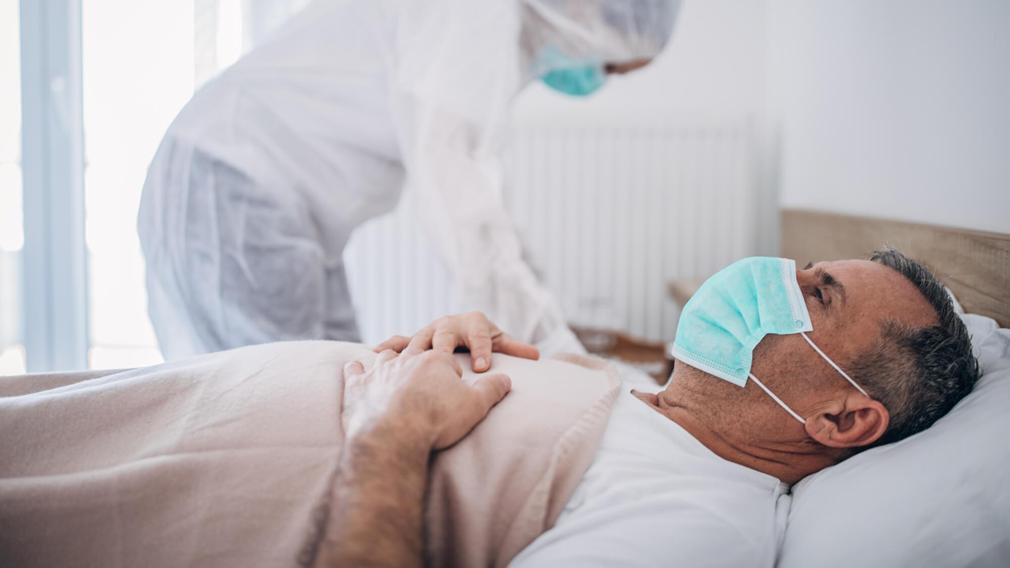 Витамин D снизил риск осложнений и смерти для пациентов с коронавирусом
