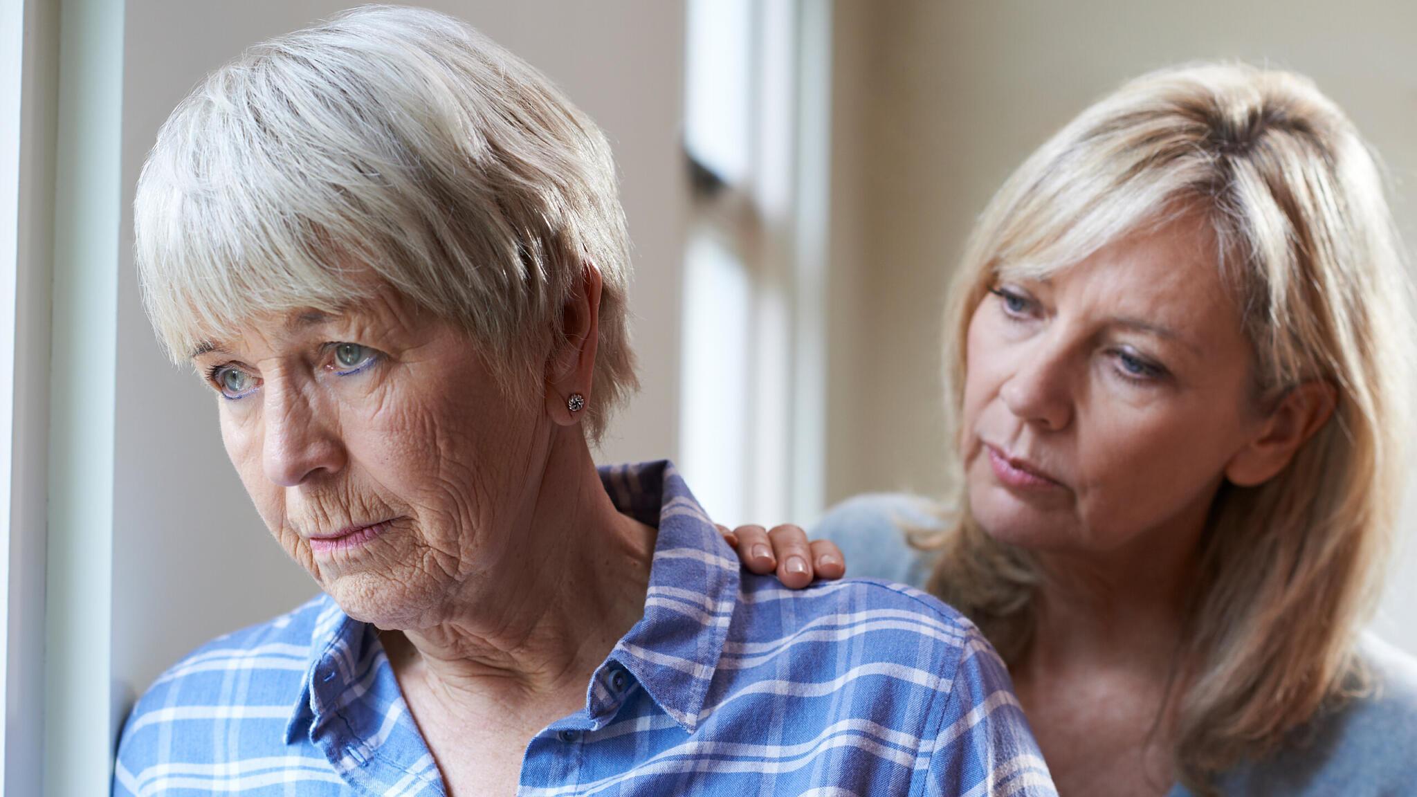 Х-хромосома защищает от болезни Альцгеймера