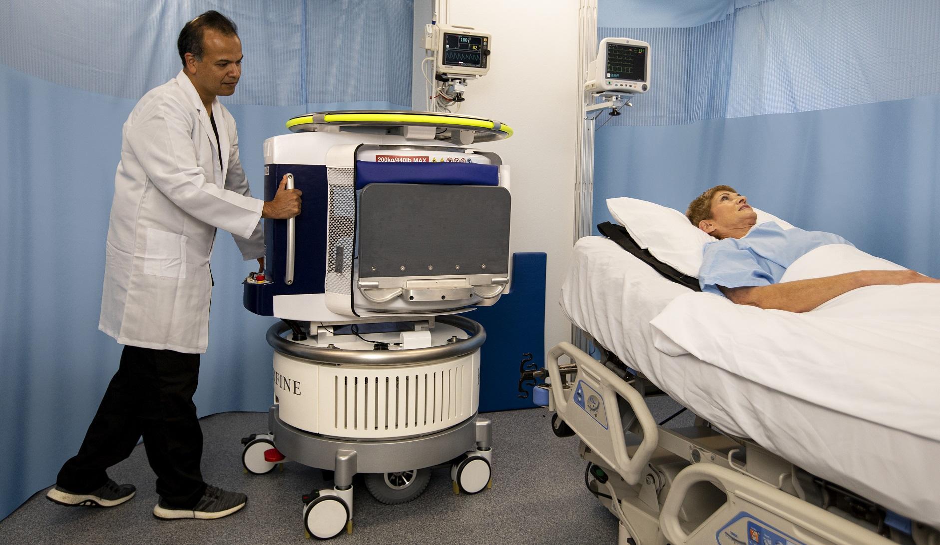 Портативная МРТ оказалась не хуже стандартной