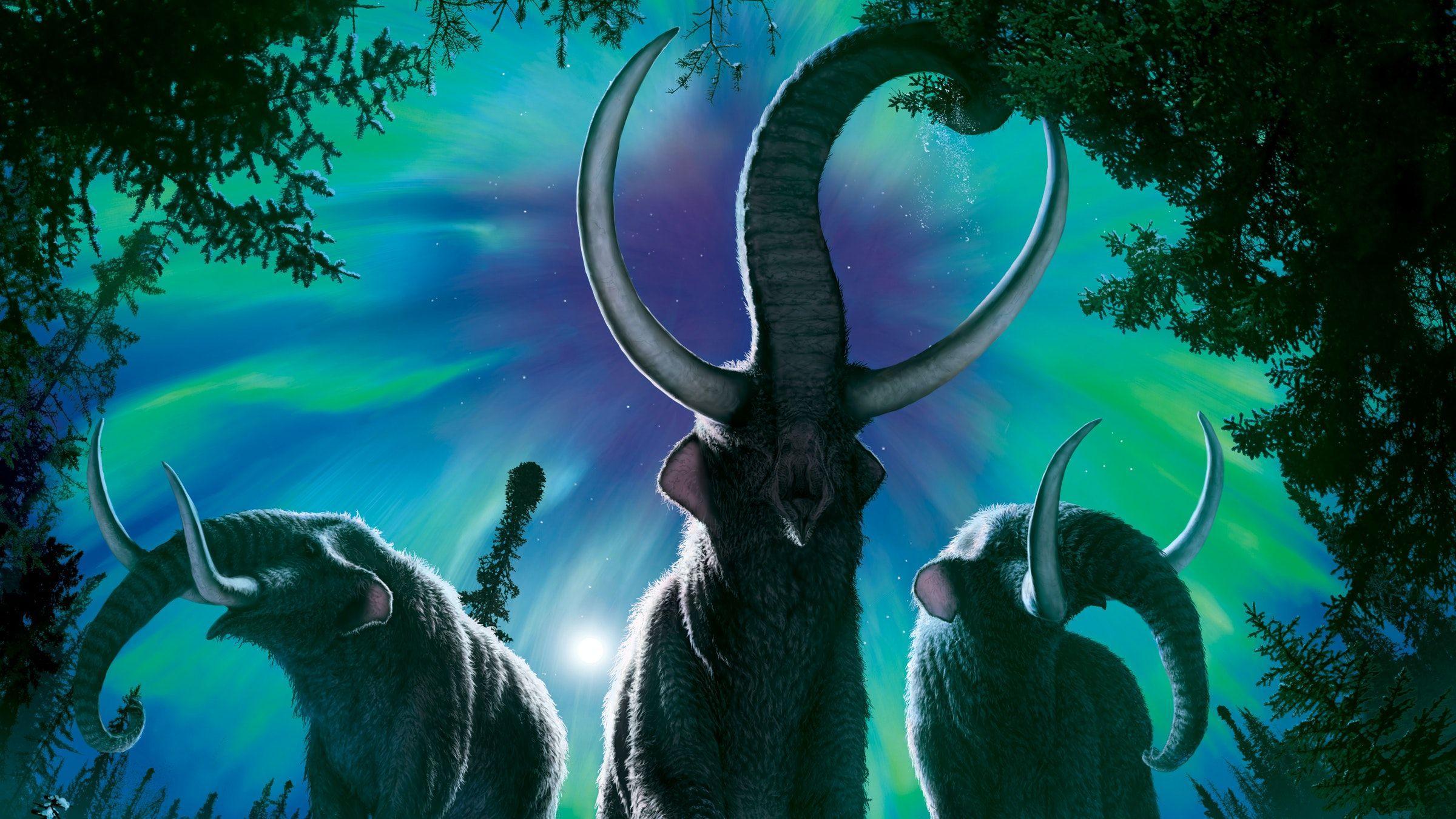 Палеонтологи проследили за миграциями и вымиранием мастодонтов