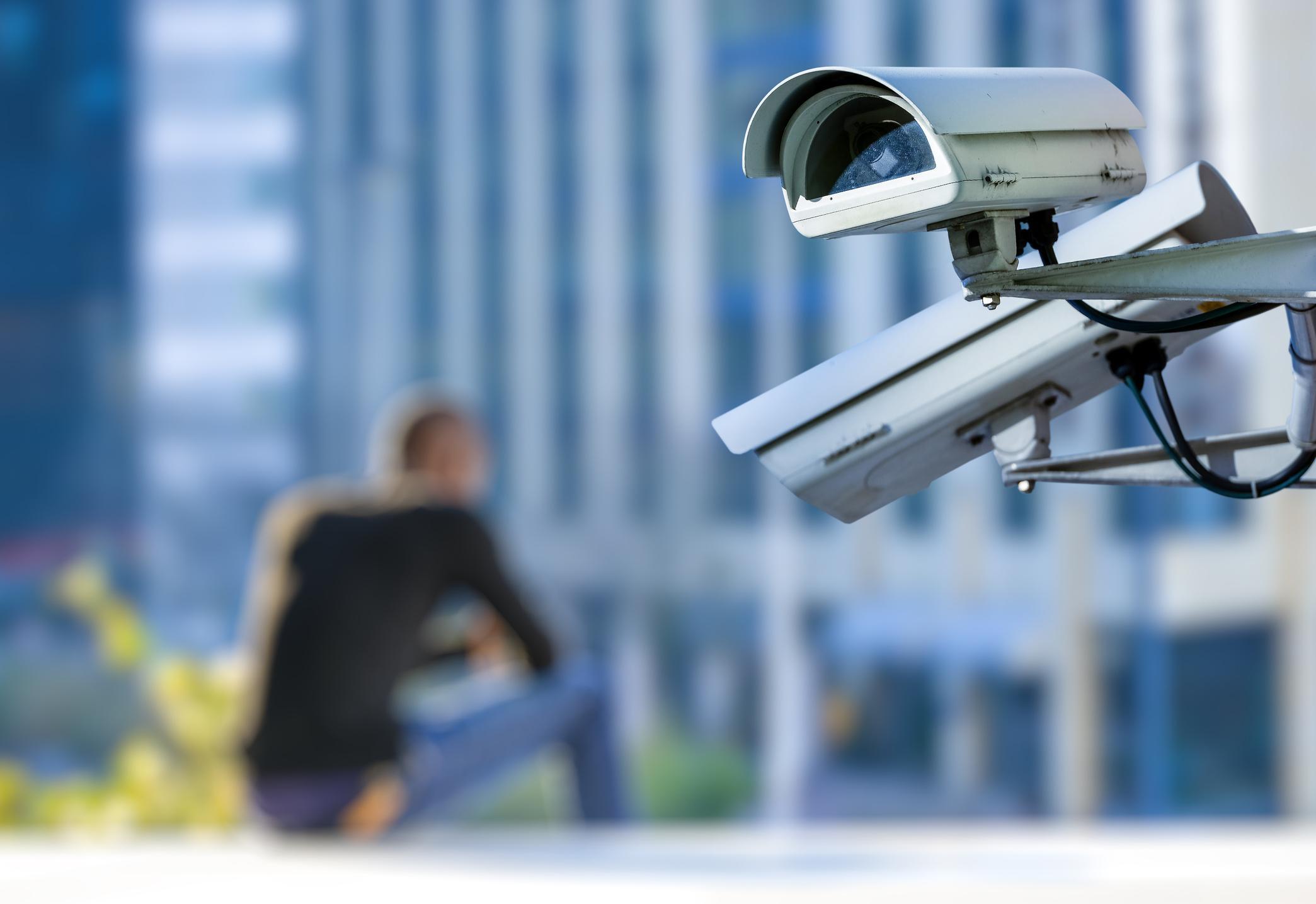 Видеонаблюдения для распознавание лиц