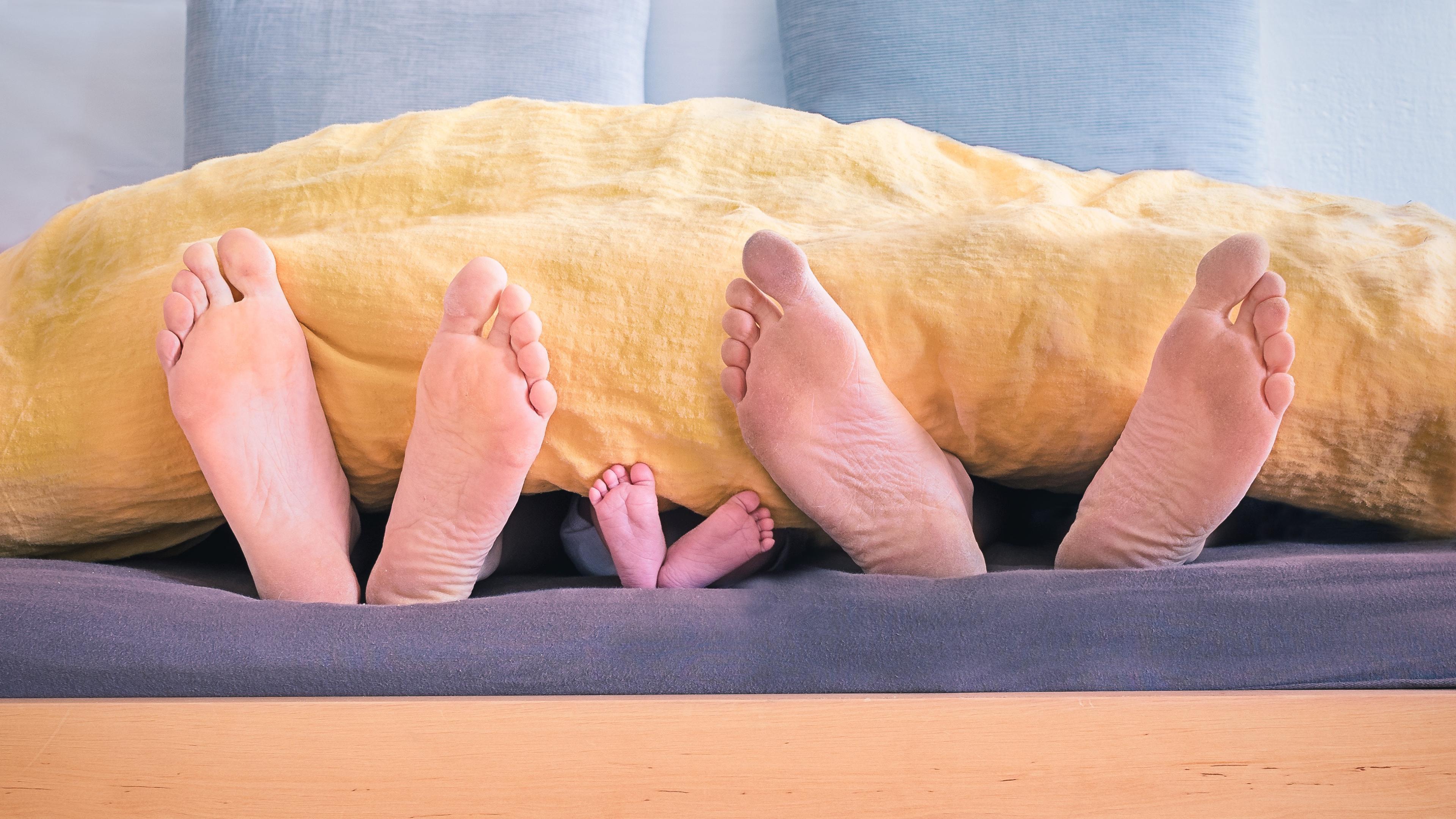 При бессоннице и психических расстройствах поможет тяжелое одеяло
