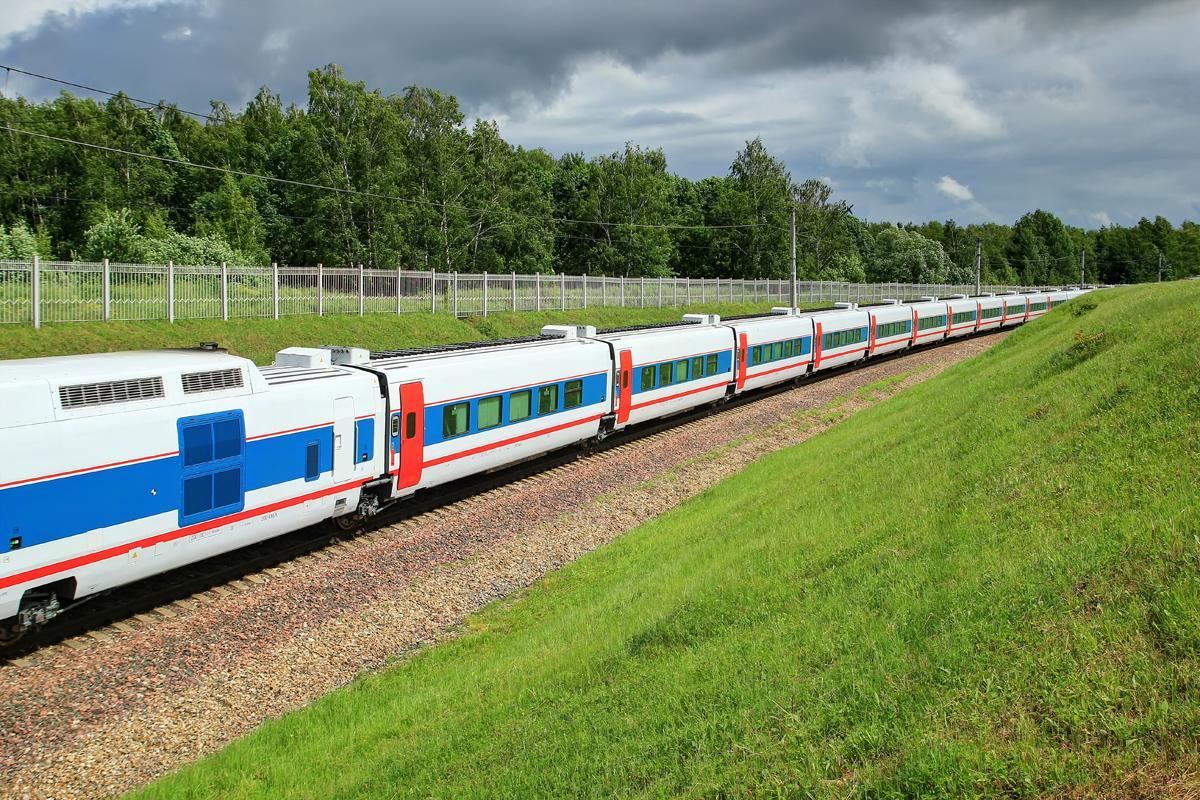 Обзор поезда «Стриж»