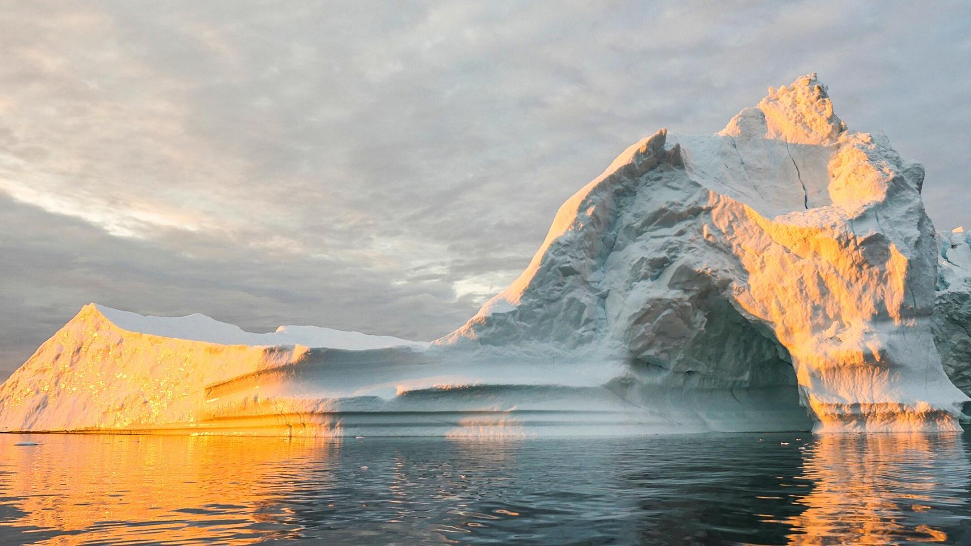 Таяние ледников развивается по худшему возможному сценарию