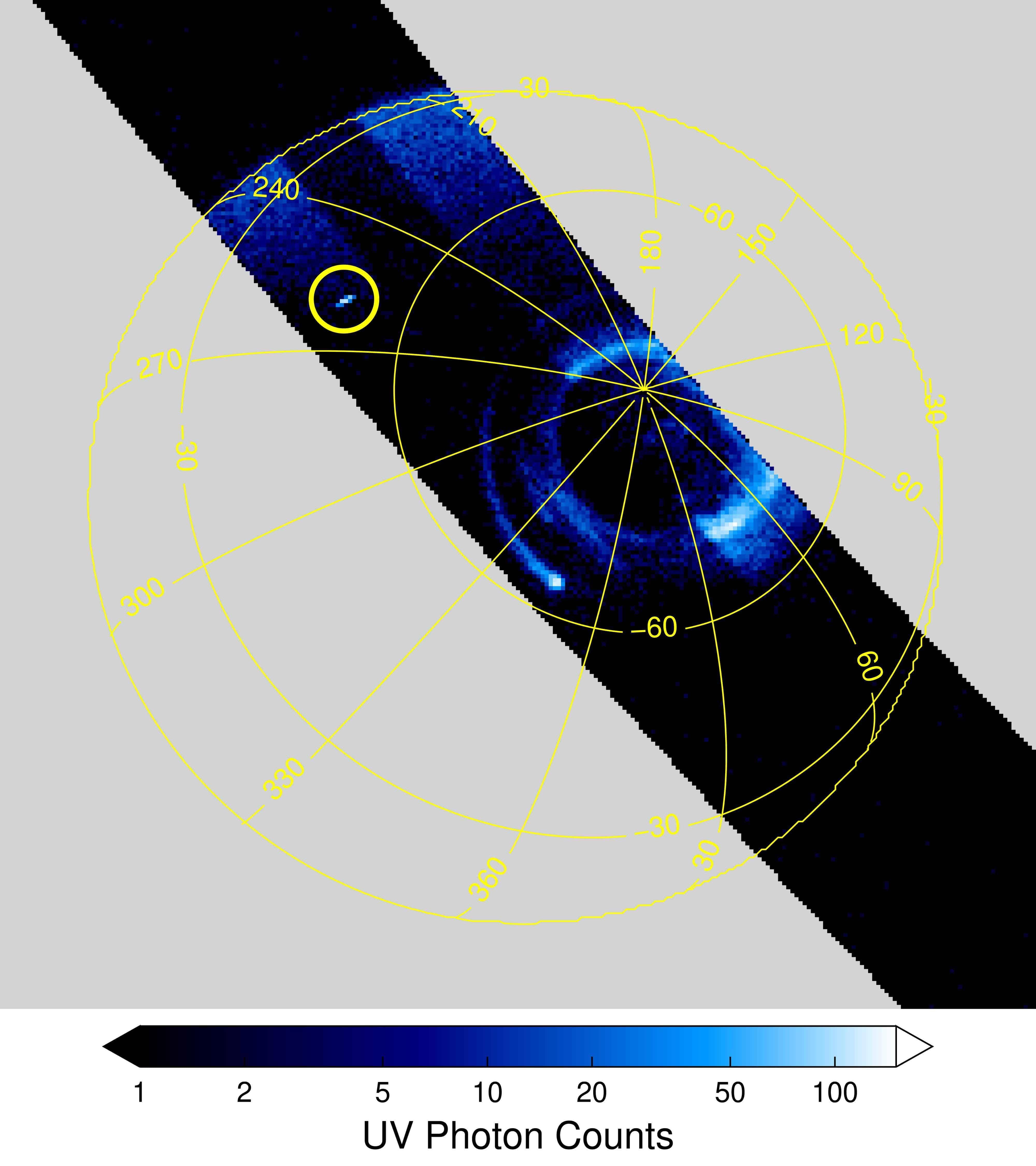 На Юпитере впервые обнаружили спрайты