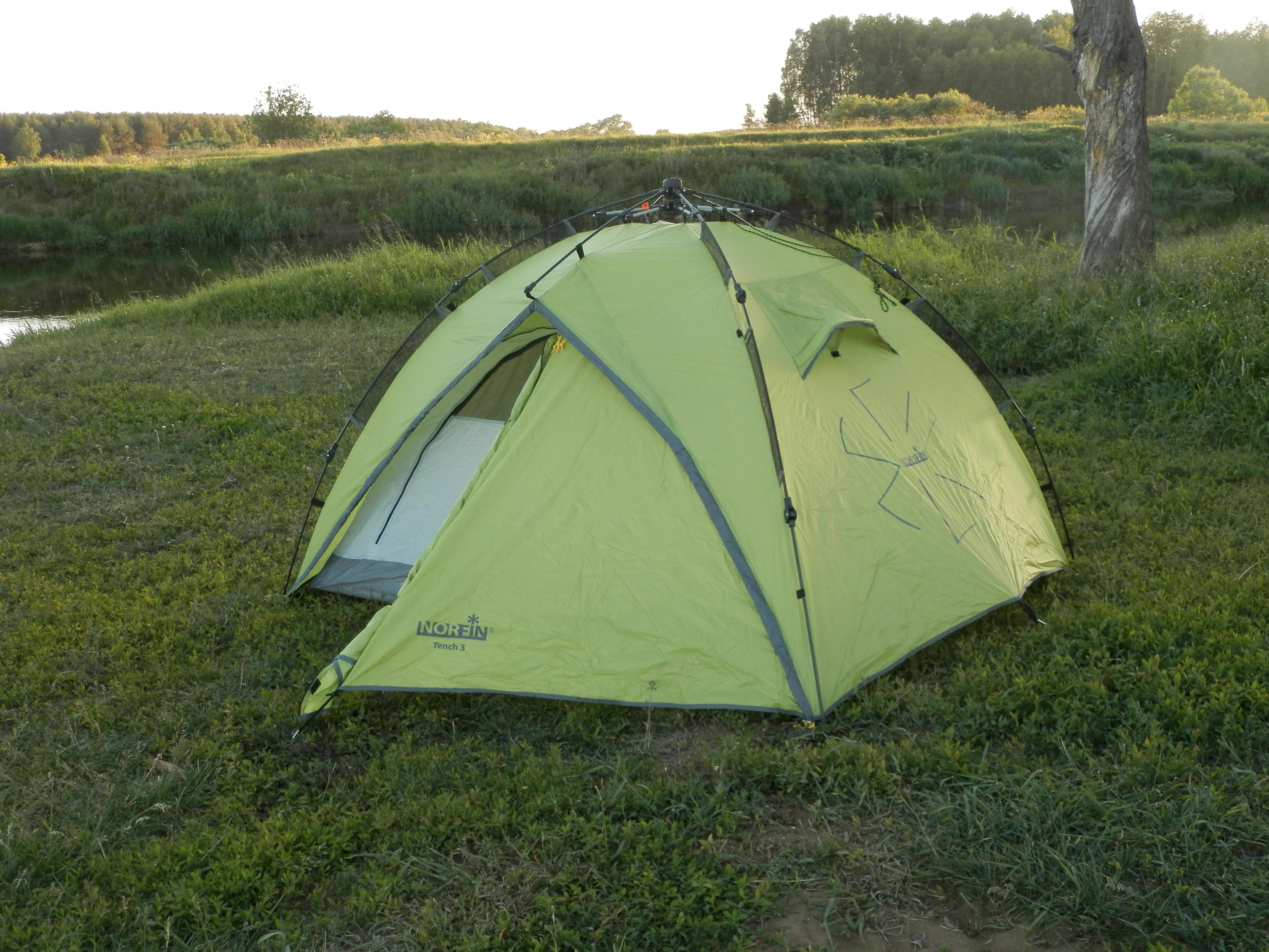 Палатка для дождя и солнца Norfin Tench 3