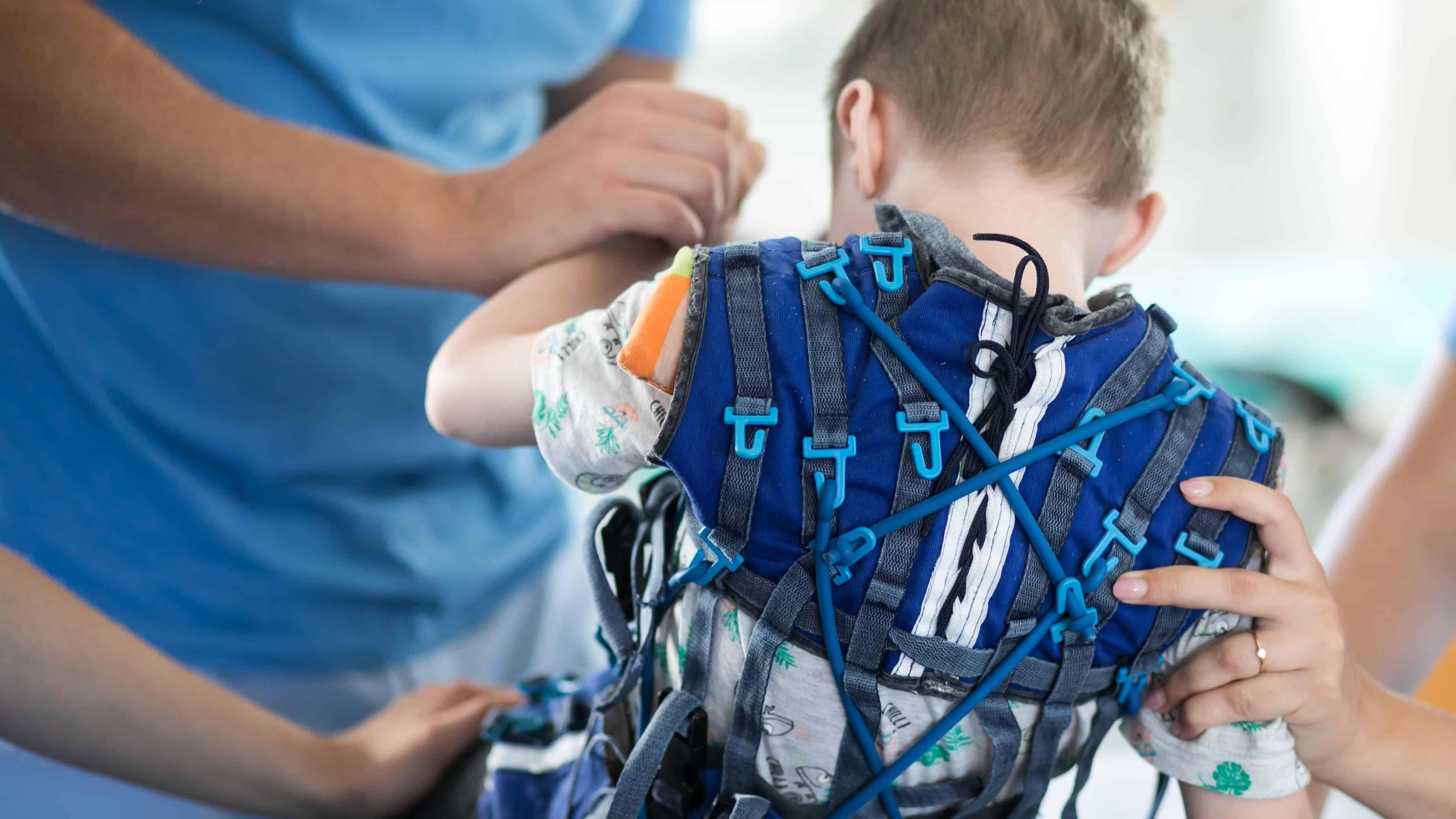 Детскому церебральному параличу добавили генетических причин