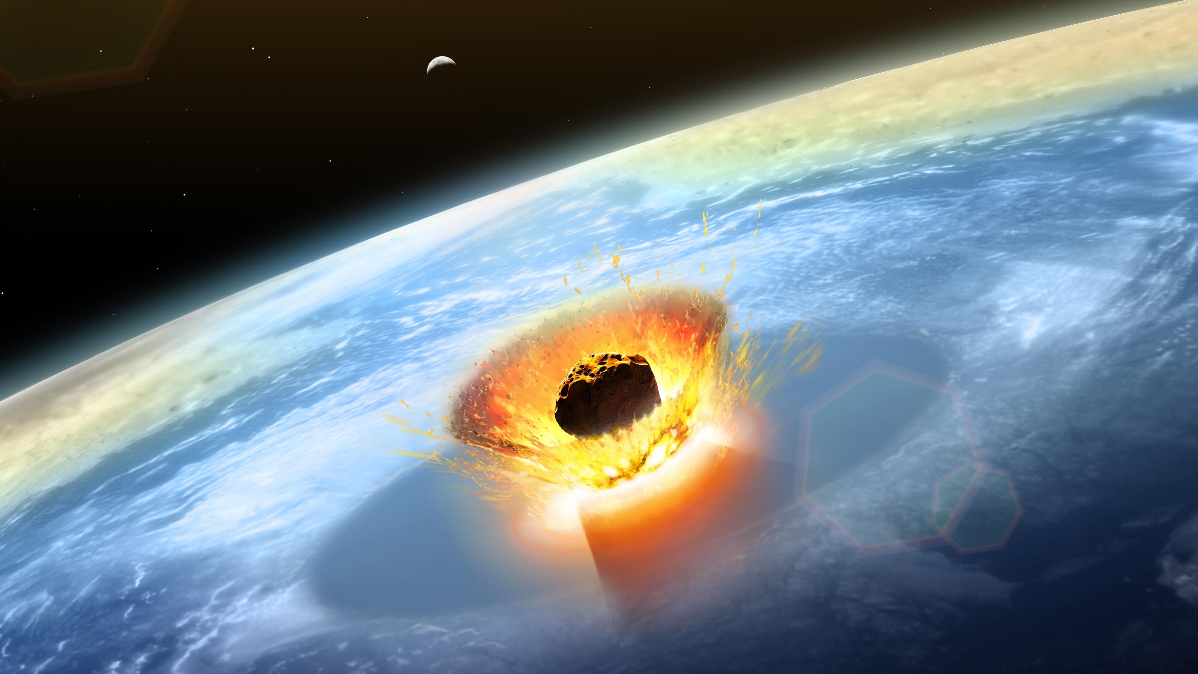 Определена причина глобального похолодания, завершившего вымирание динозавров
