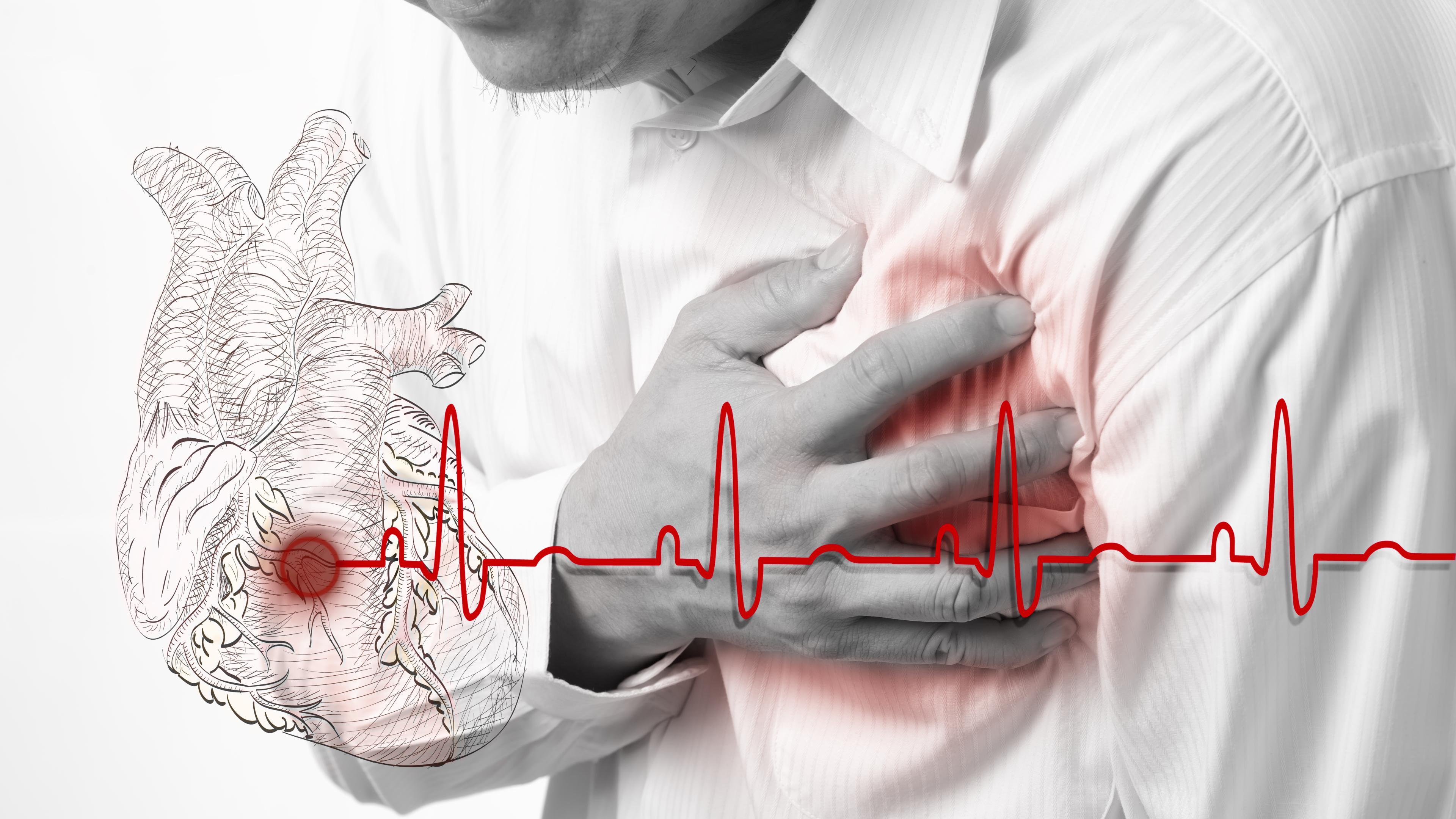Вакцинация против гриппа может снизить риск инфаркта и инсульта