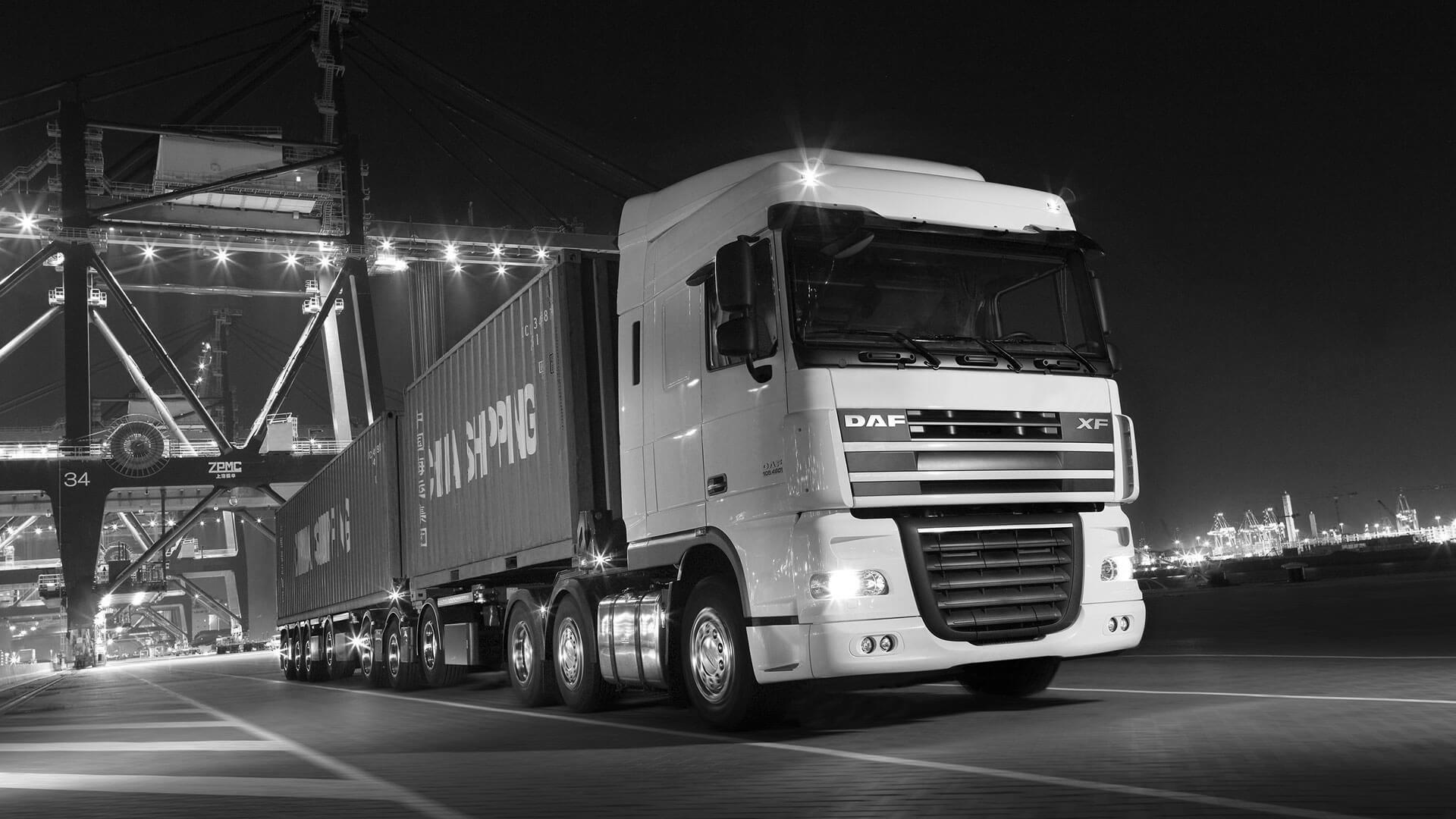 Как осуществляется доставка грузов из Европы грузовыми автомобилями?
