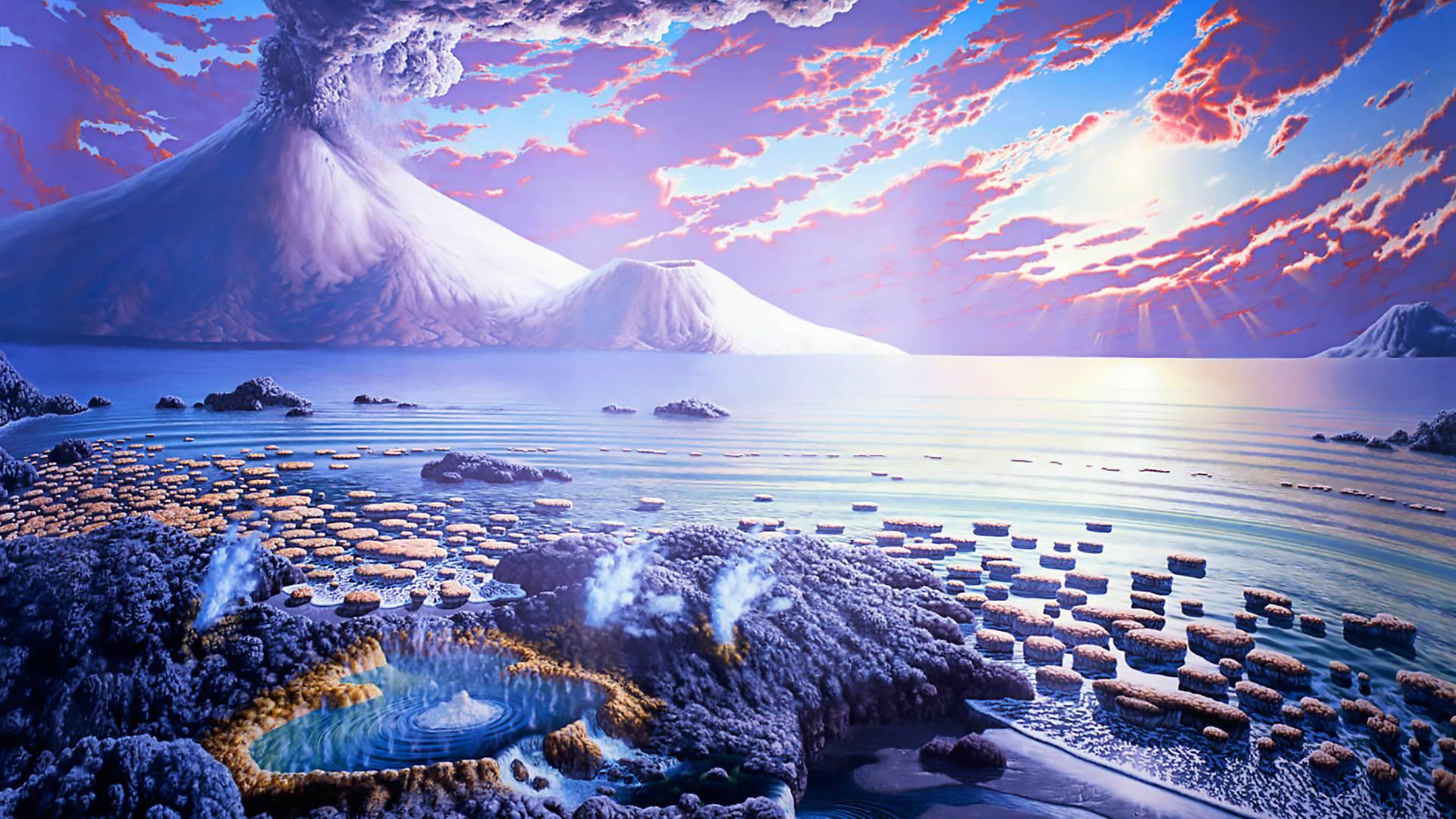 Выдвинута еще одна версия о том, как атмосфера Земли получила кислород
