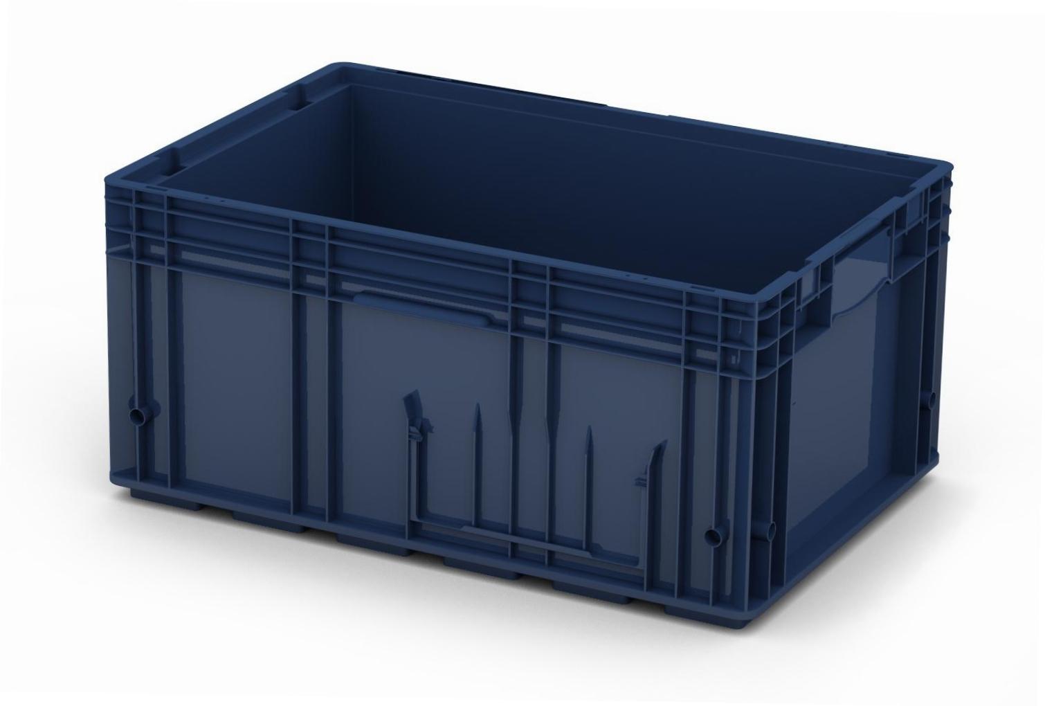 Виды и особенности пластиковых контейнеров