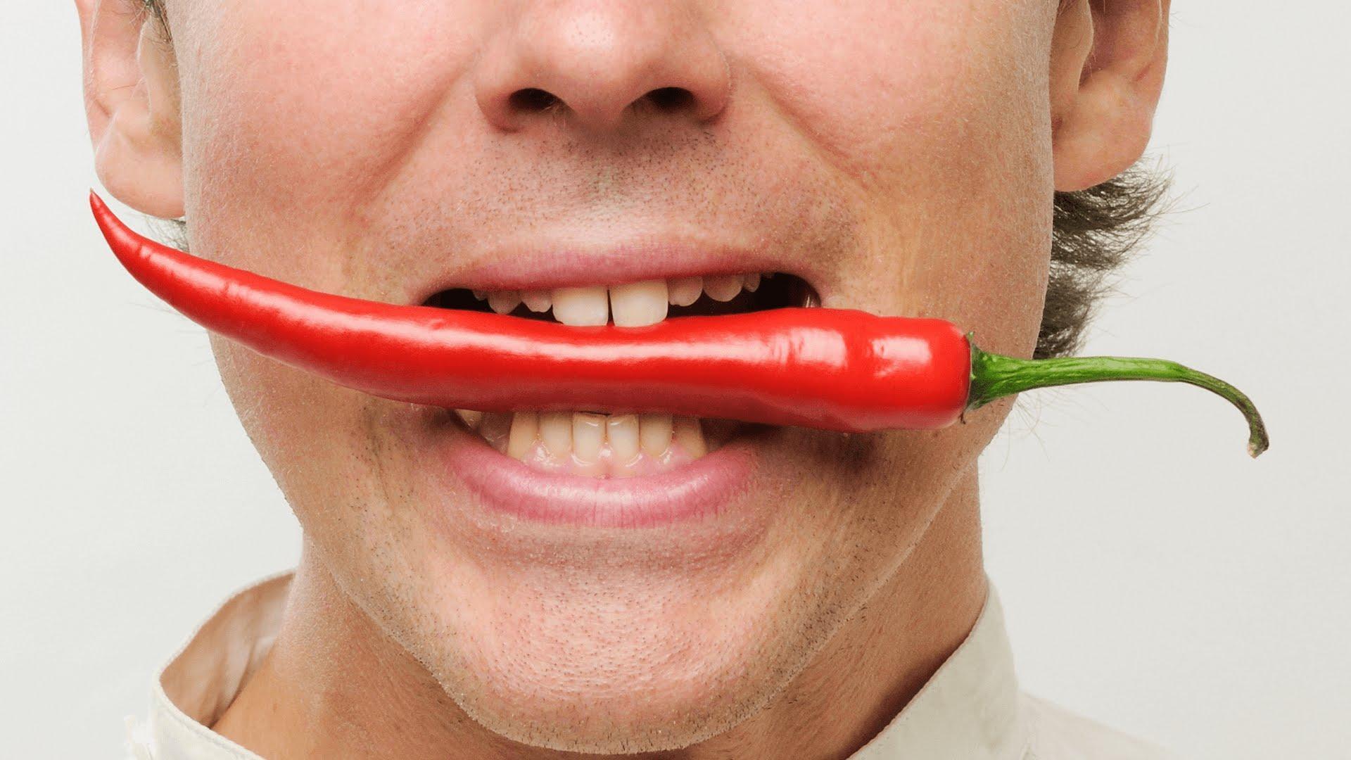 Синдром горящего рта