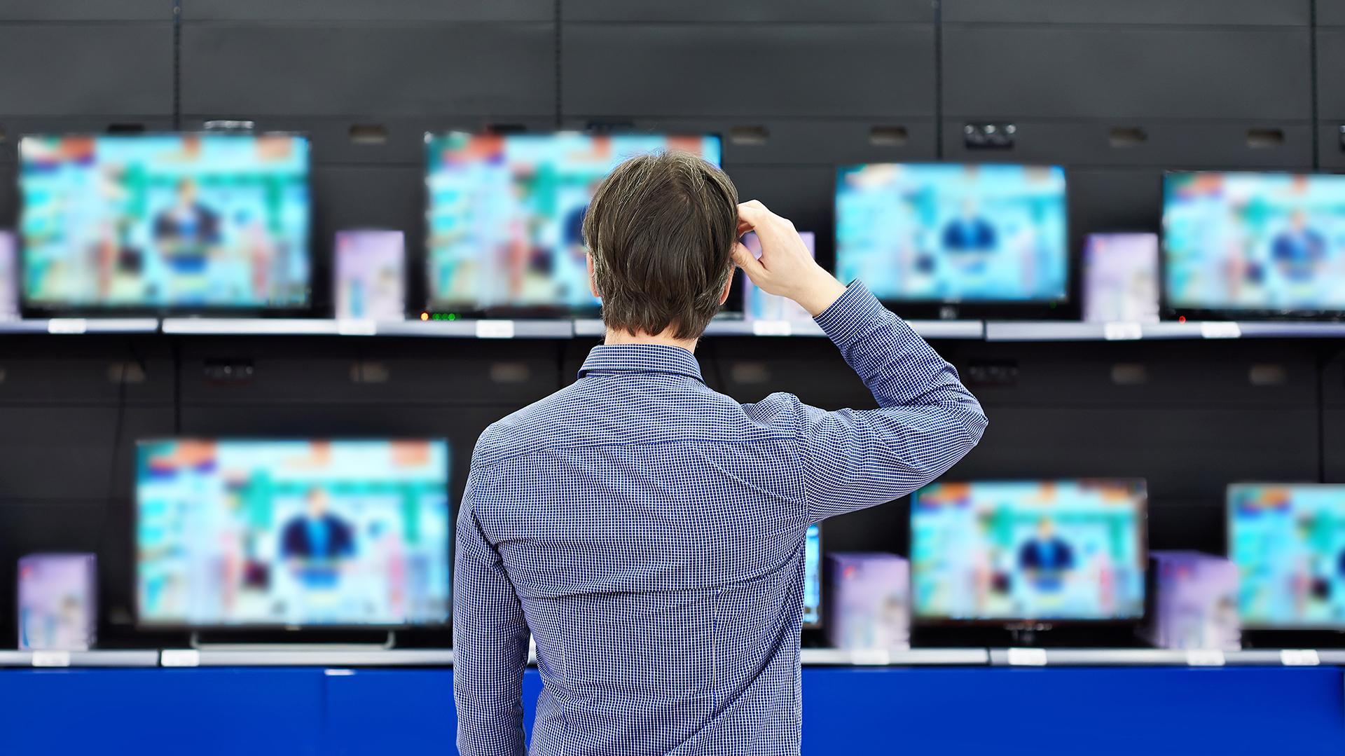 Типы телевизоров, матрицы и их особенности