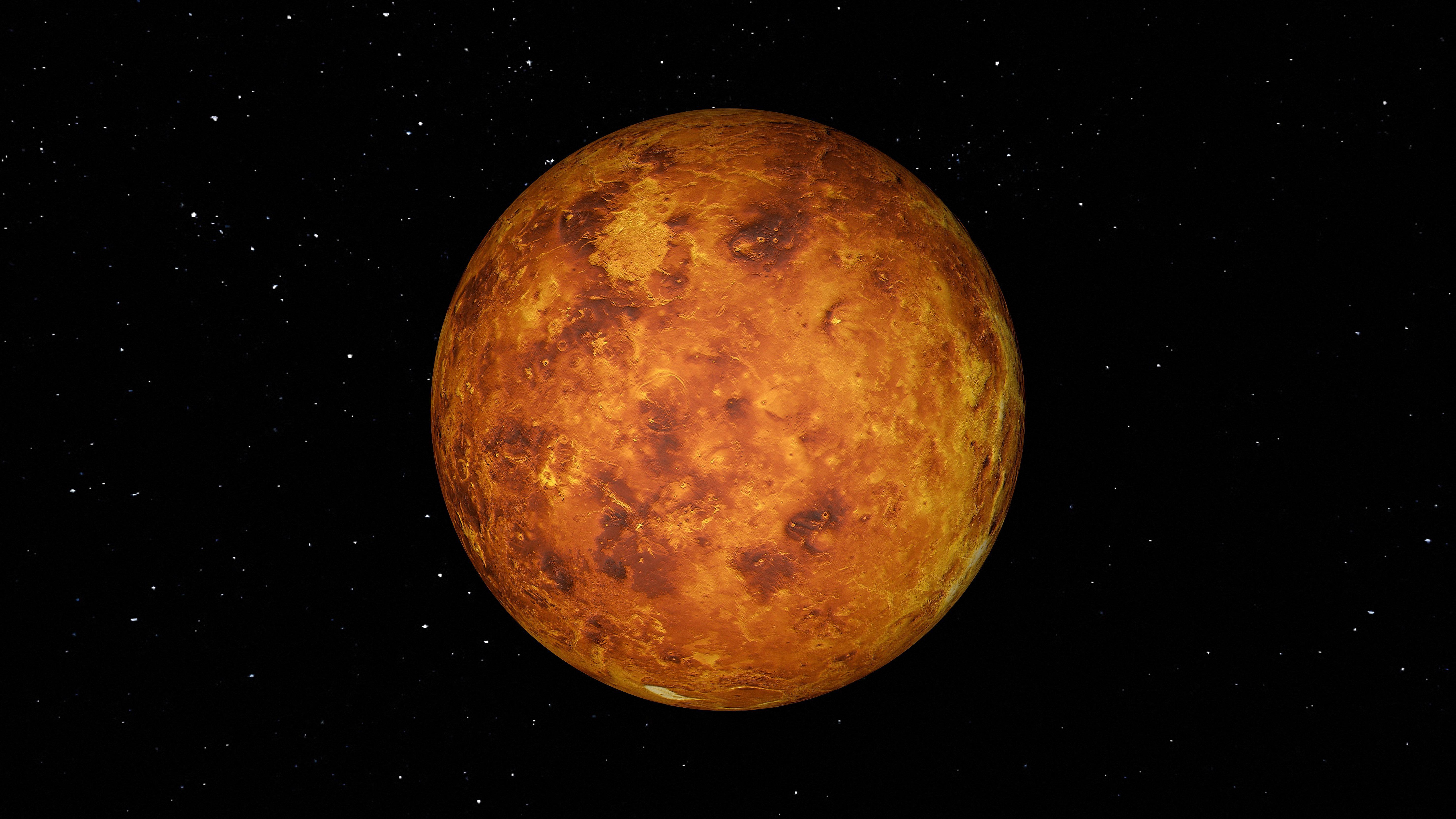 Новое исследование не подтвердило присутствие фосфина в атмосфере Венеры