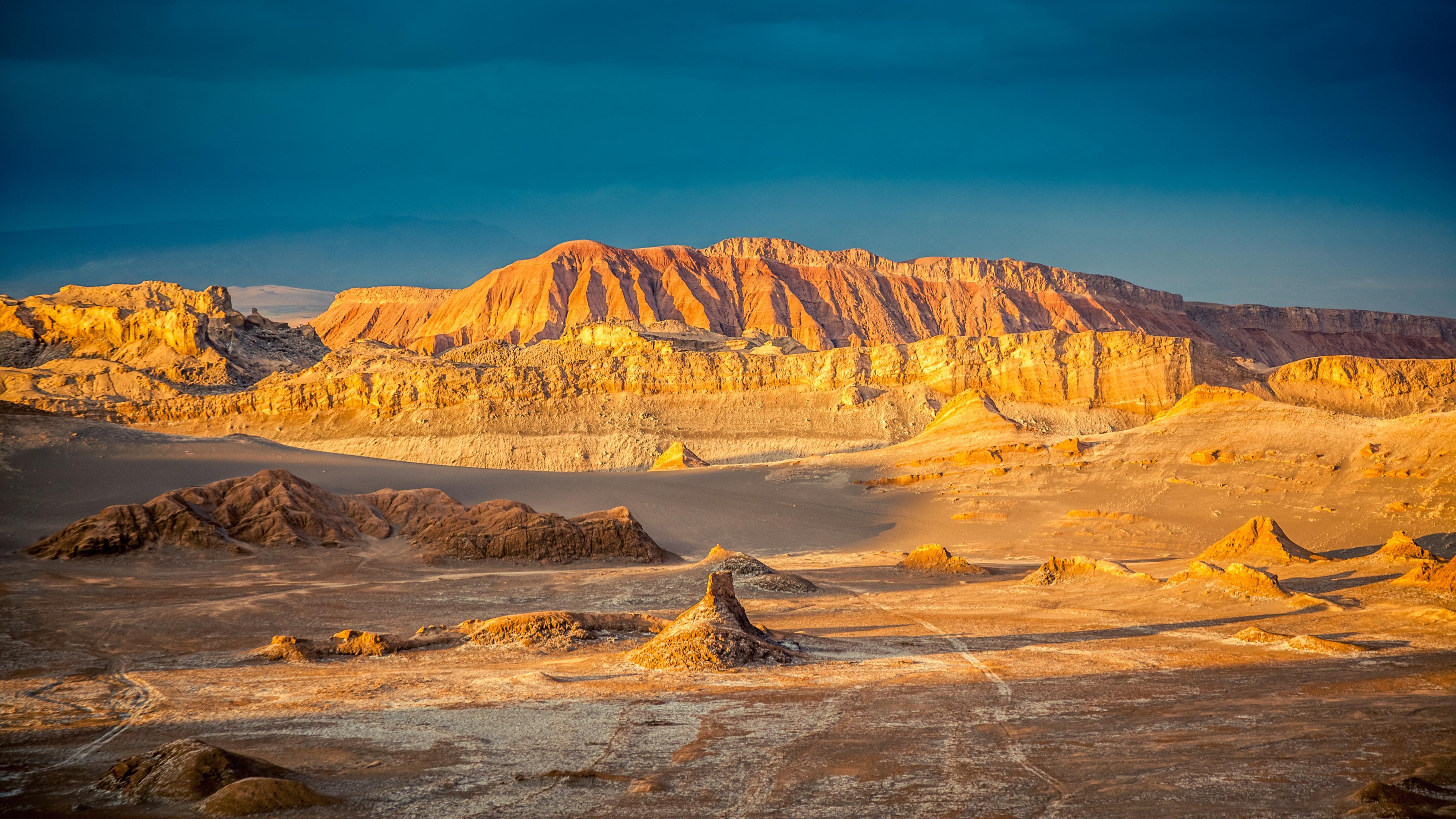 Пустыня Атакама может быть ключом к поиску жизни на Марсе