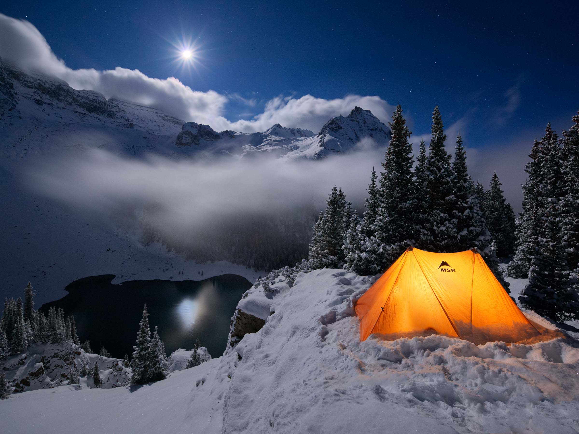 Как подготовится к зимнему походу?